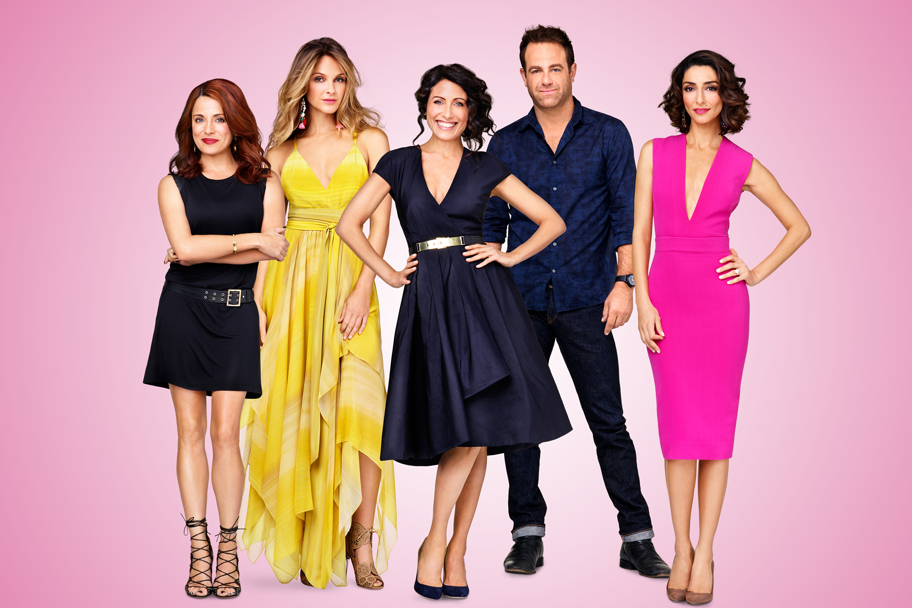 Girlfriends Guide To Divorce Will End After Season 5 The Daily Dish