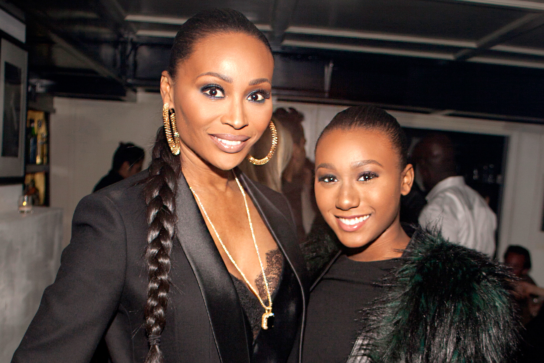 Cynthia Bailey short hair