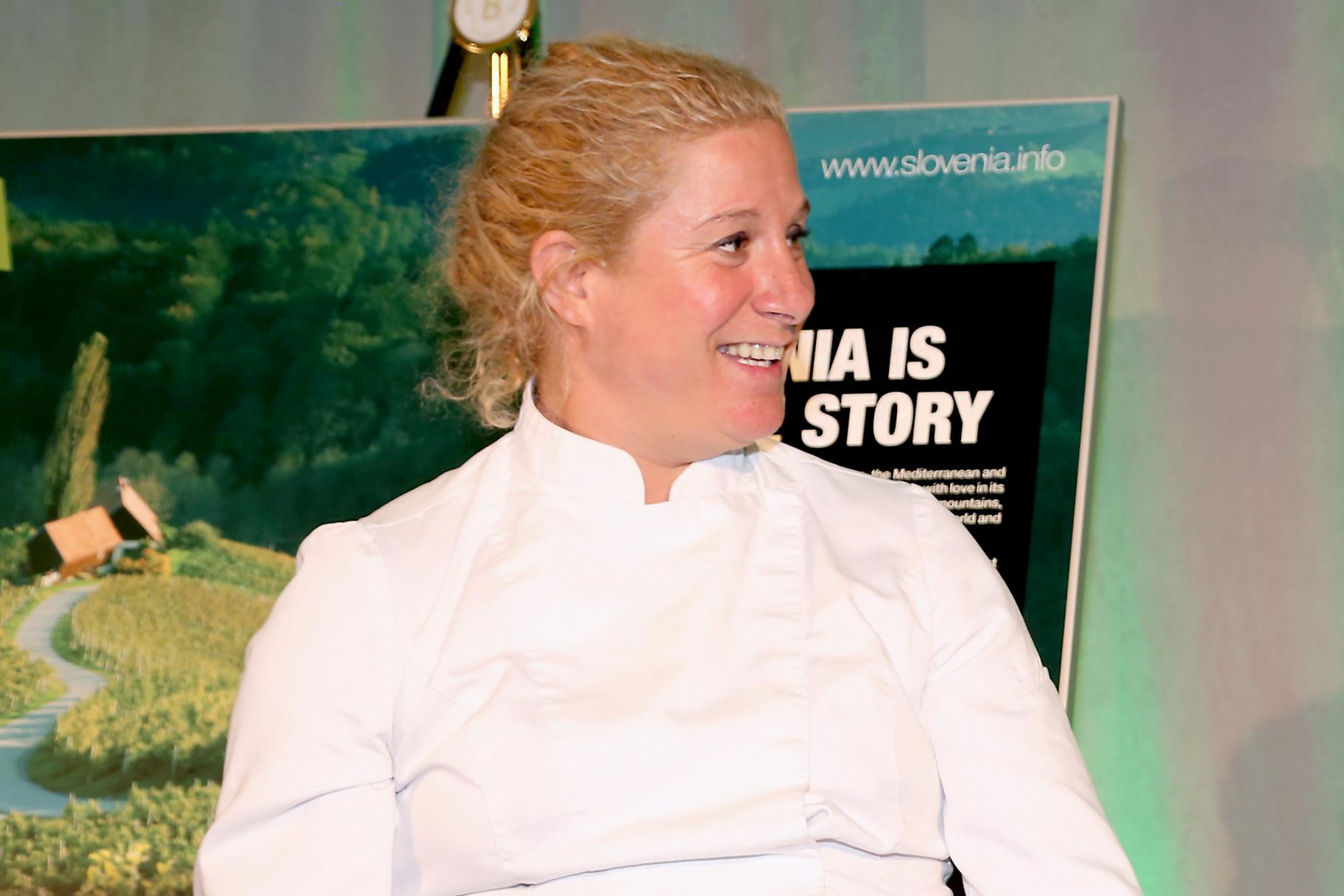 Ana Ros Videos world's best female chef 2017: ana ros, slovenia hisa franko