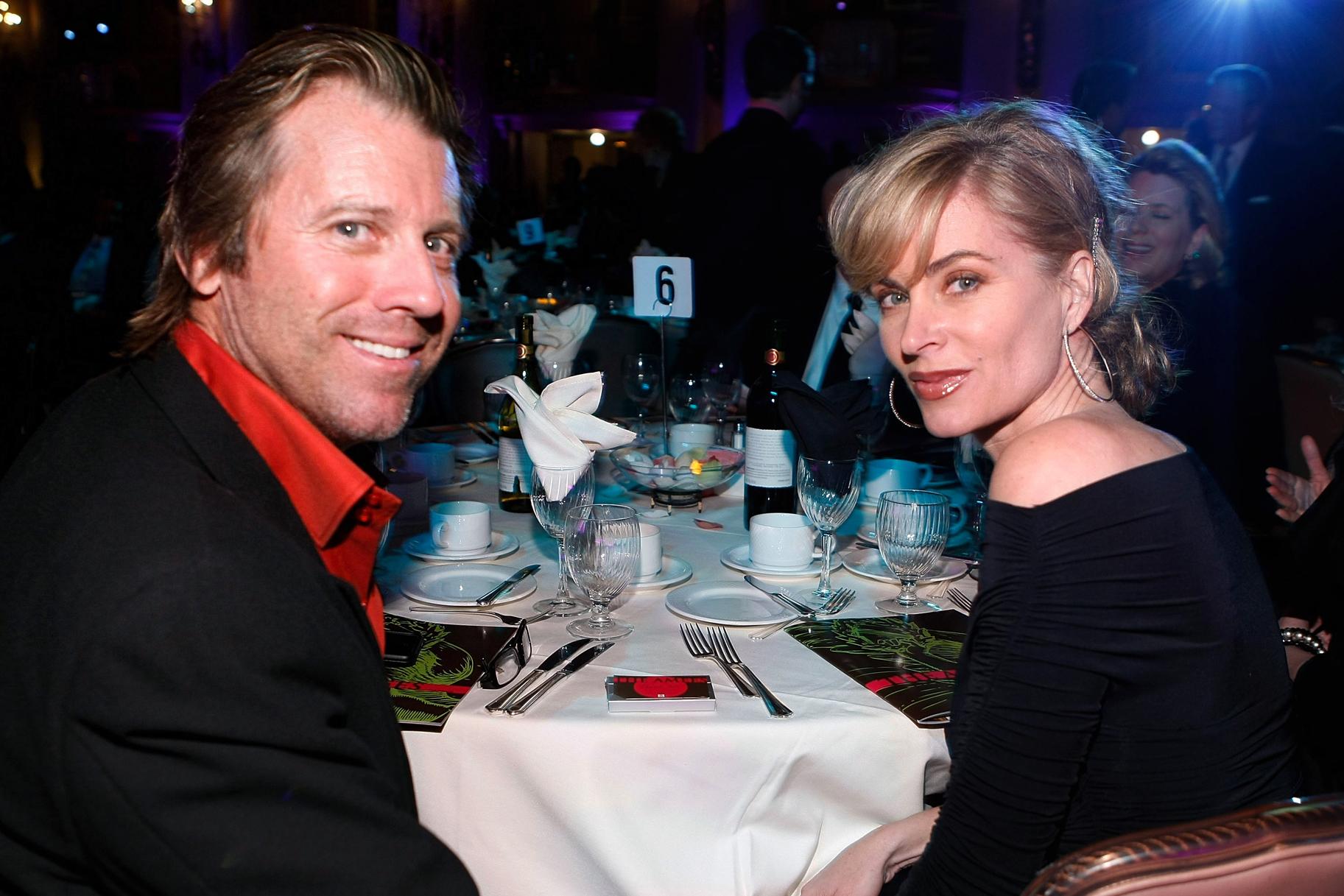 Eileen Davidson Opens Up About Husband Vince Van Patten