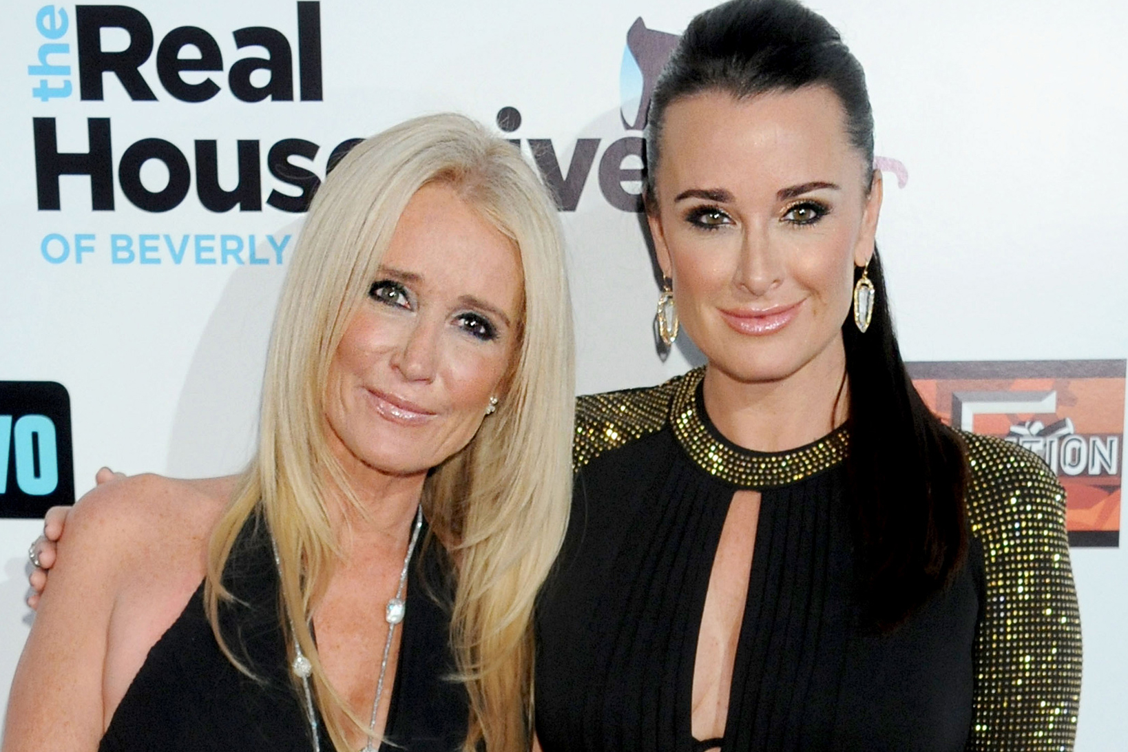 Kim real housewives of beverly hills hookup