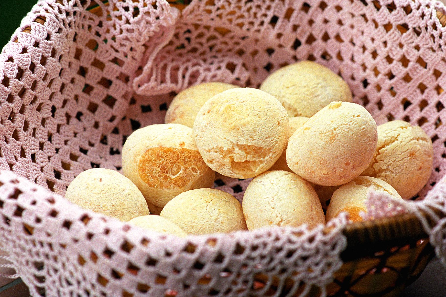 Tasty Gluten-Free Bread Pao de Quejio Brazil | Style & Living