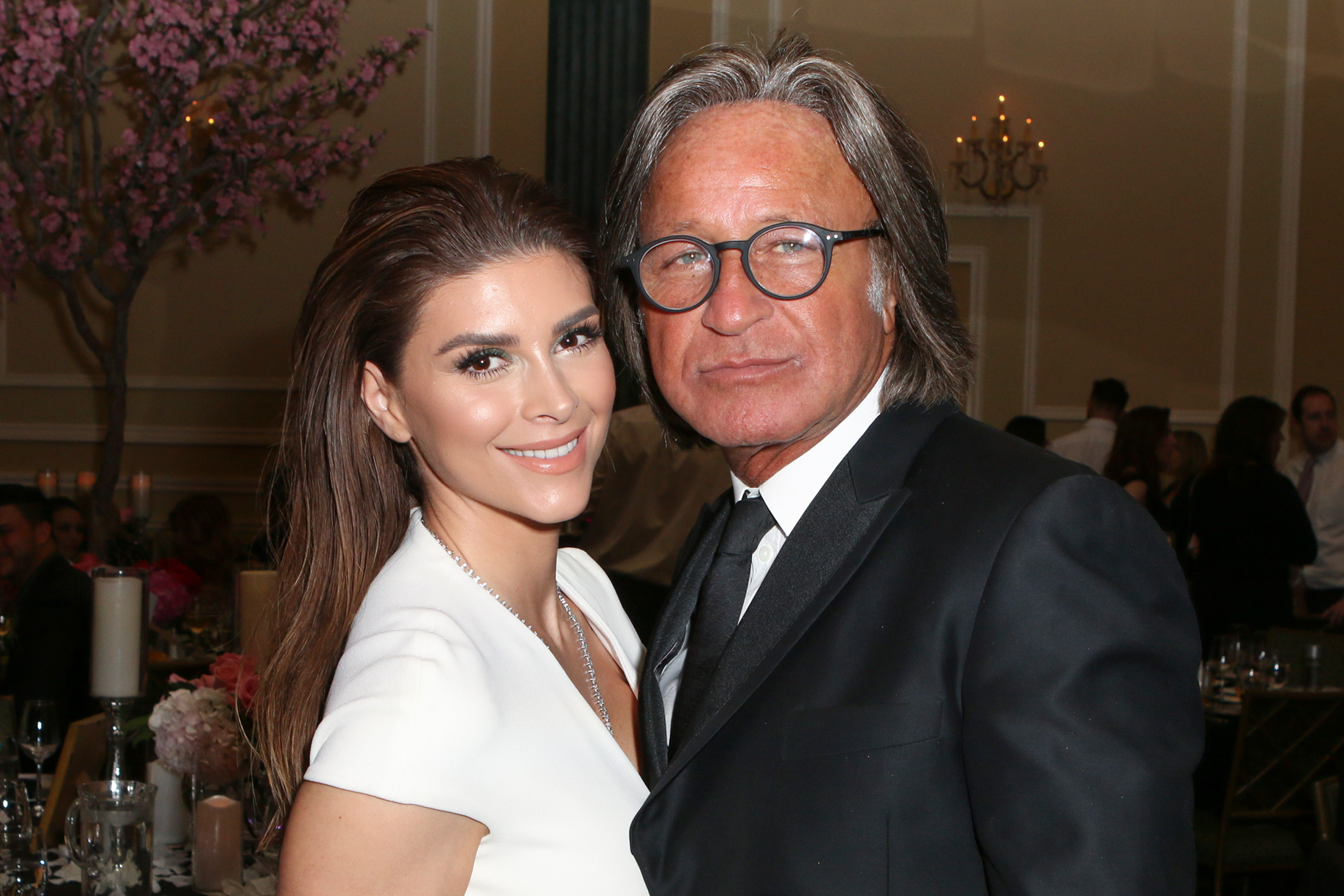 Mohamed Hadid, His Fiancée Shiva Safai Relationship Update ...  Mohamed Hadid, ...