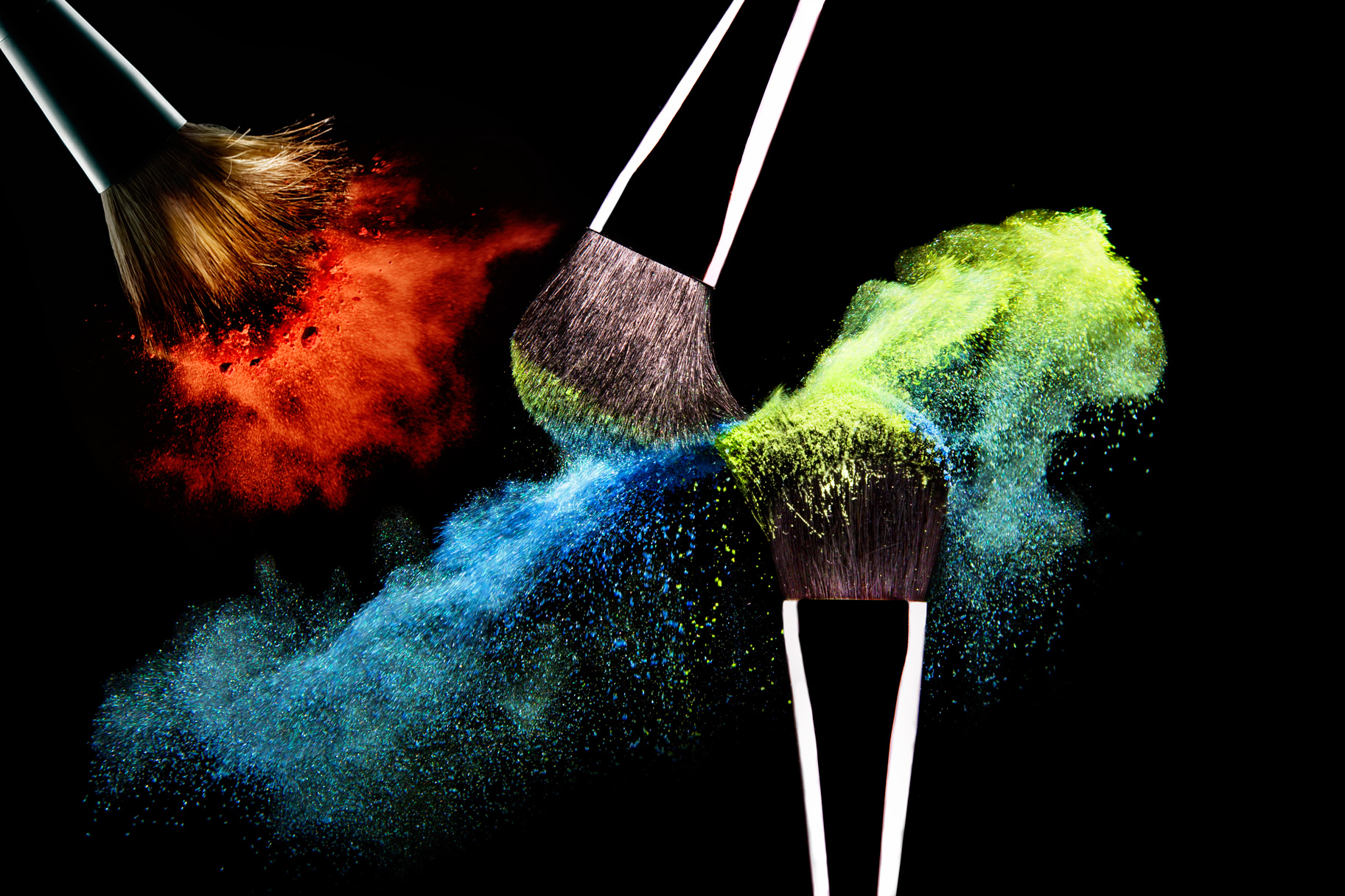 How to clean your makeup brushes style living for Made design
