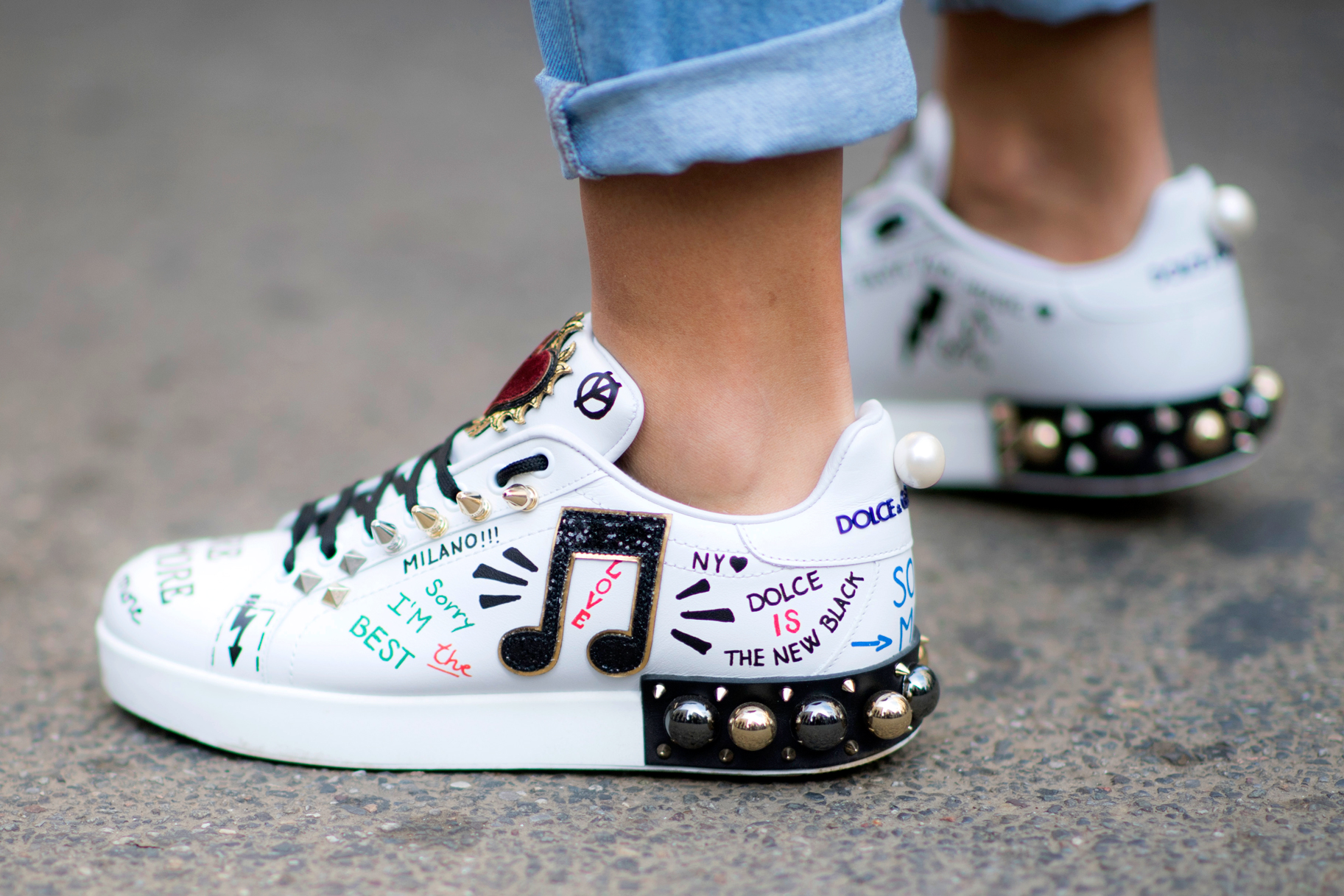The Controversy Over Dolce \u0026 Gabbana Sneakers | Style \u0026 Living