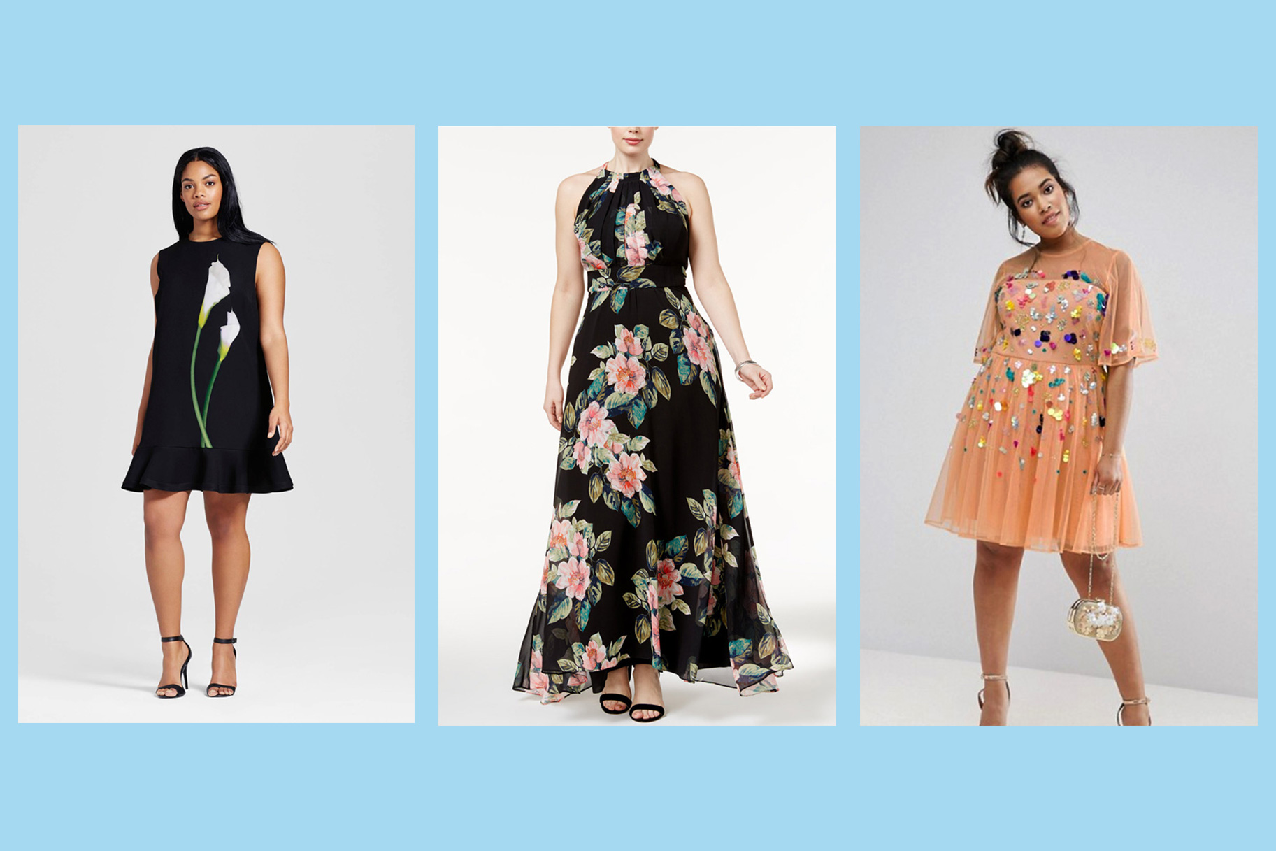 Plus-Size Dresses for Spring | Home & Design