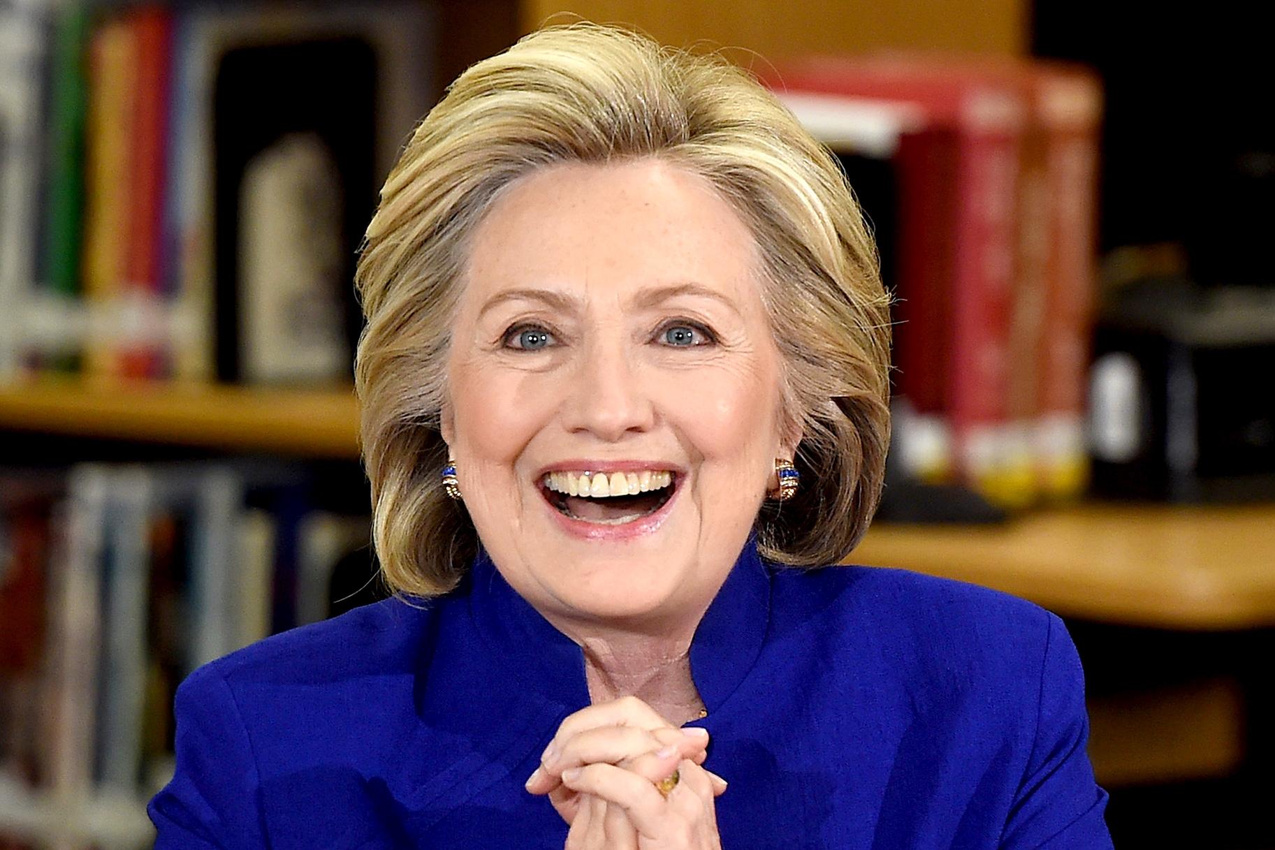 people trust hillary clinton - HD1825×1217