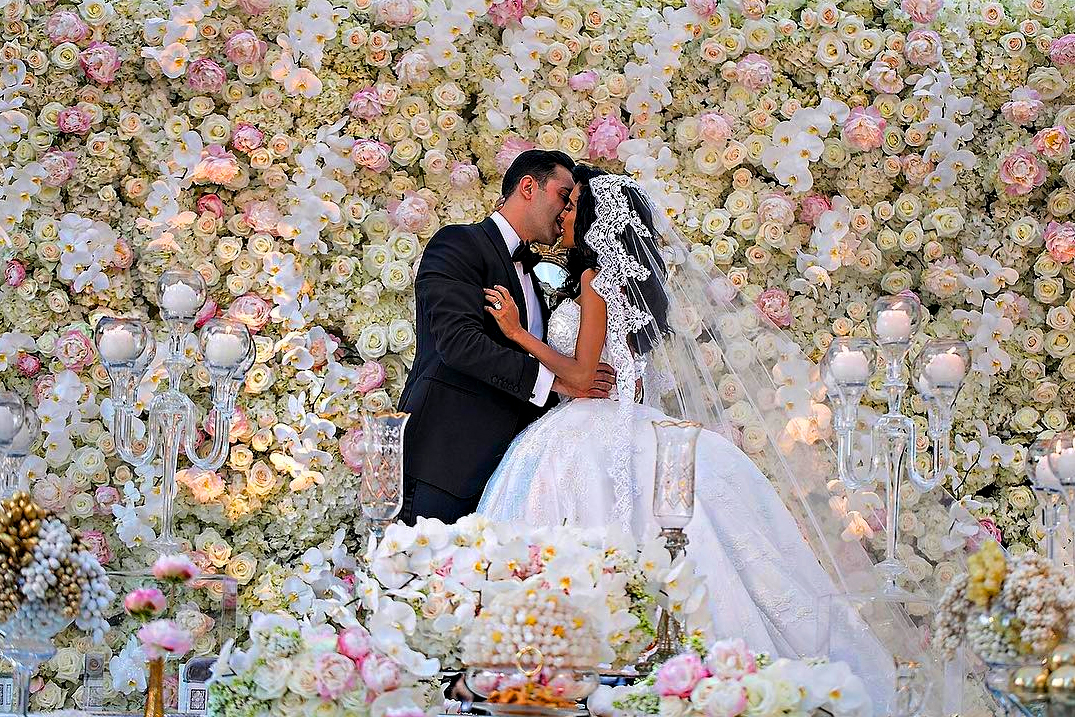Shahs of Sunset Star Lilly Ghalichi Is Married: Photos