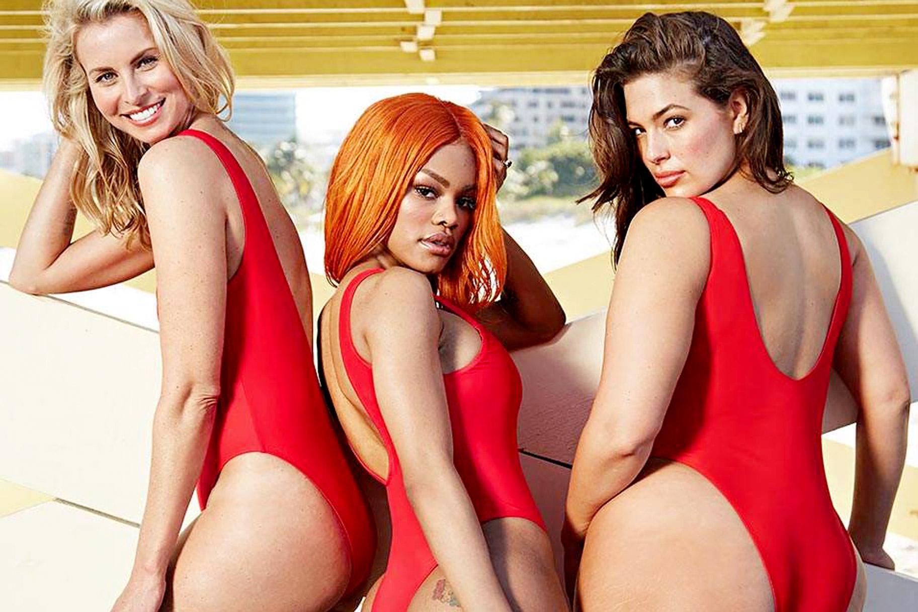 219616df7ce Ashley Graham's Plus-Sized Swimsuit Line is Amazing | Lookbook