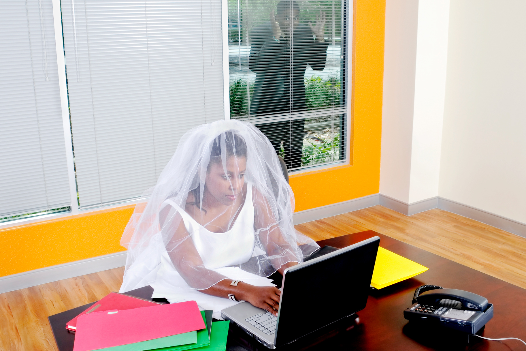 Married Women Now Dumping Maiden Name In Under 30 Minutes