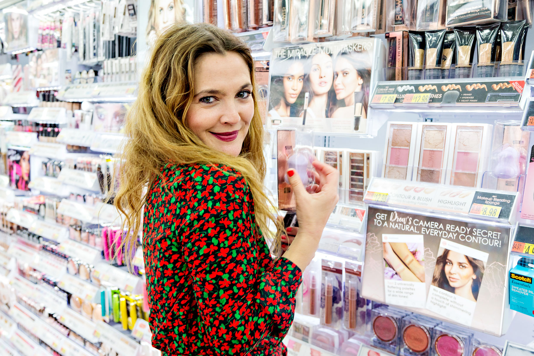 Image result for drew barrymore skin care