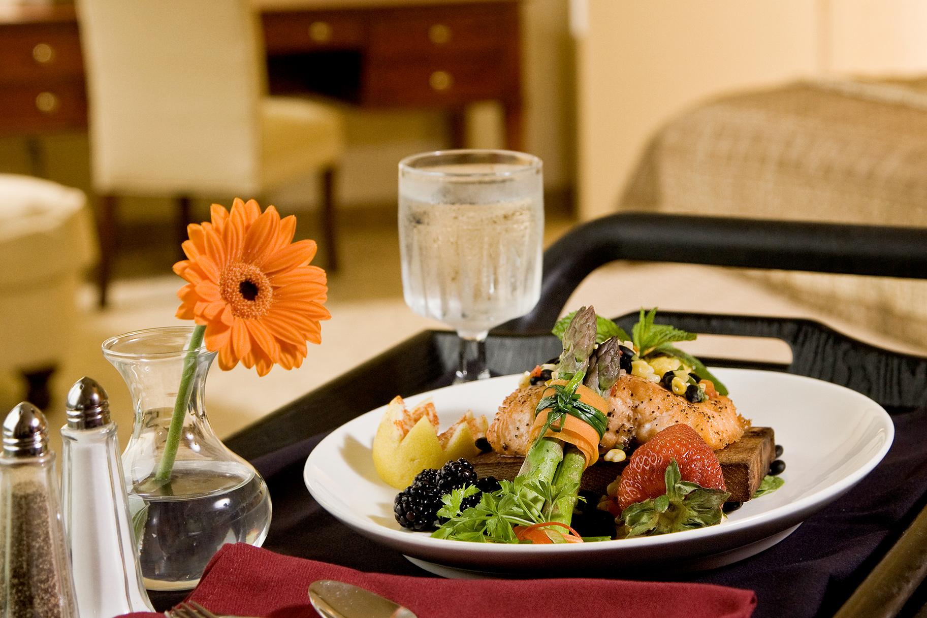 Room Service: Hyatt And GrubHub Partnership Means Better Room Service