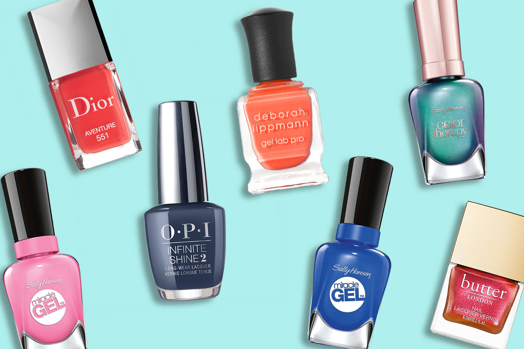 Vacation Nail Polish Colors According to a Celeb Manicurist | Lookbook