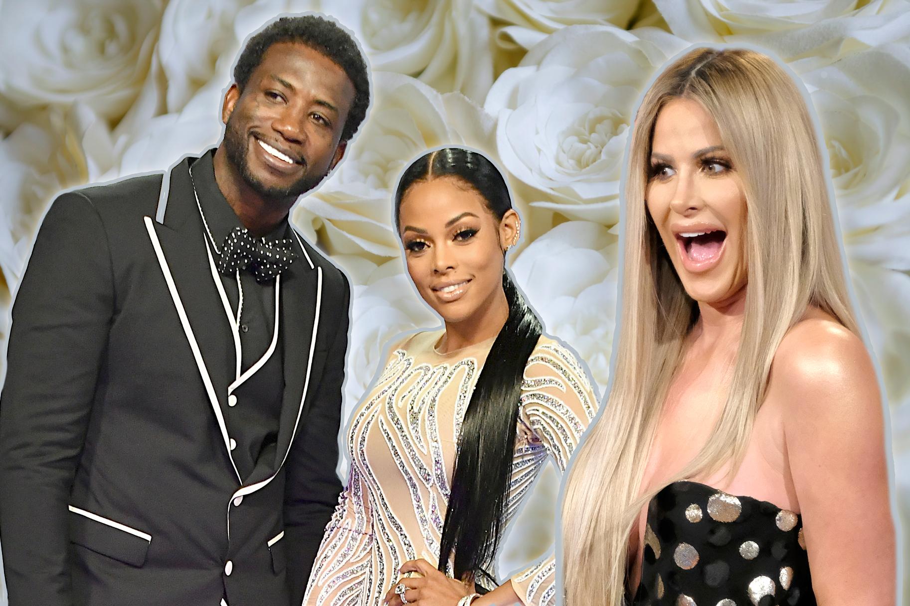 Gucci Mane Wedding: Kim Zolciak-Biermann Wears White | The