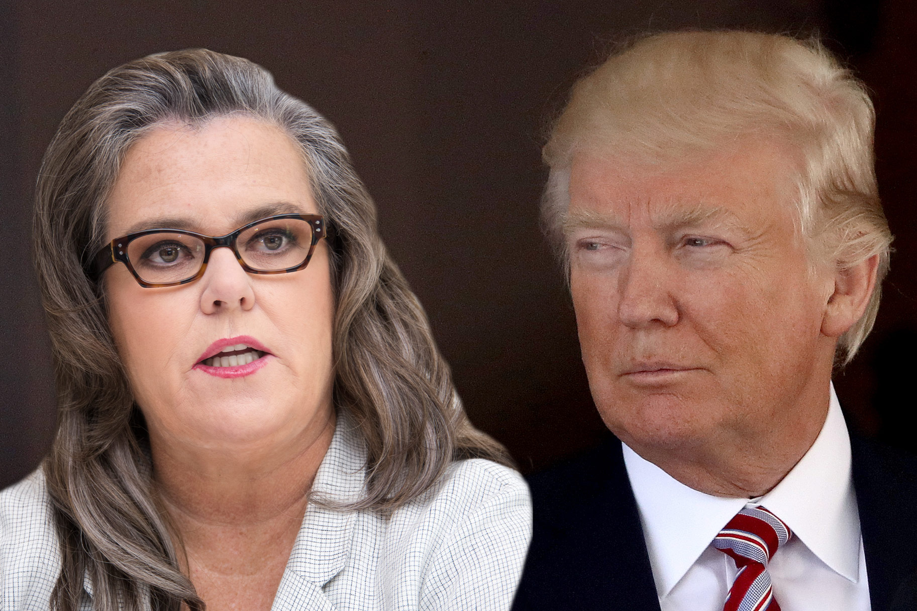 "Image result for ""rosie odonnell"" trump"