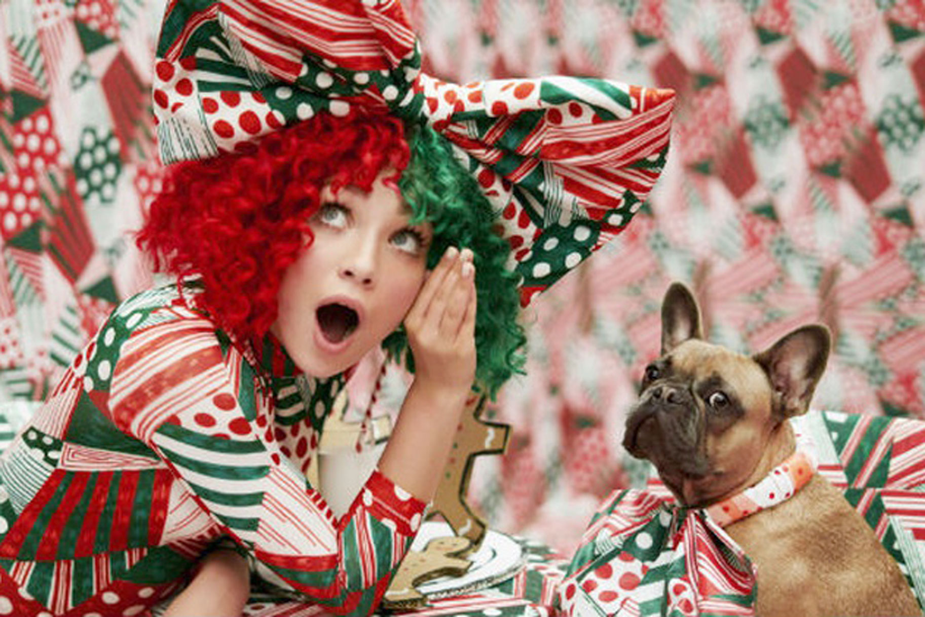 Sia Says Puppies Are Forever Not Just For Christmas Unleashed