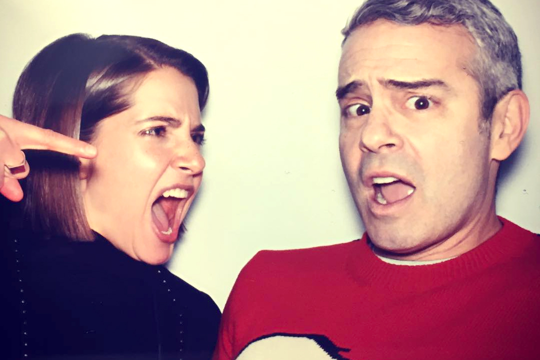 This Is the Worst Part About Being Andy Cohen's Assistant | The