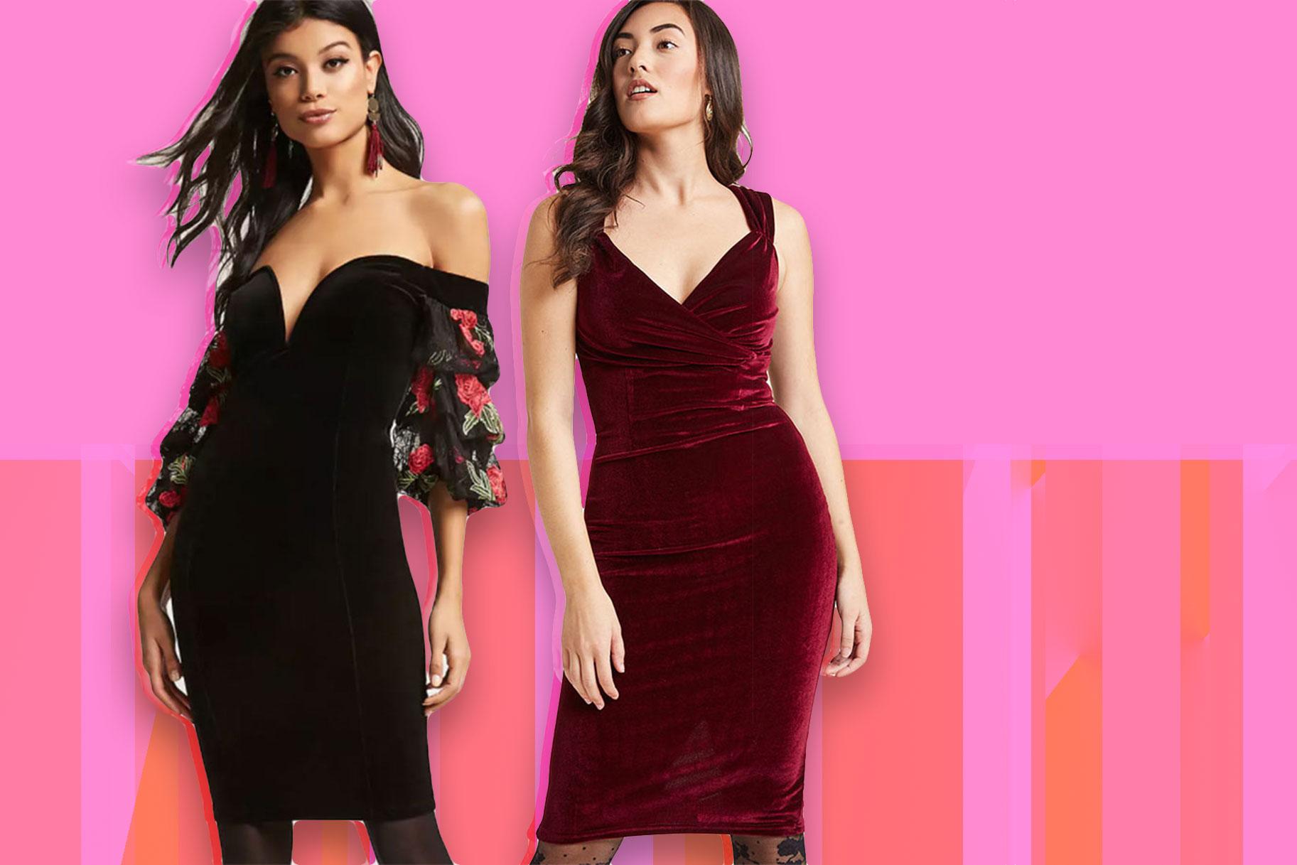 Shop The Best Flirty Valentines Day Date Night Dresses Lookbook