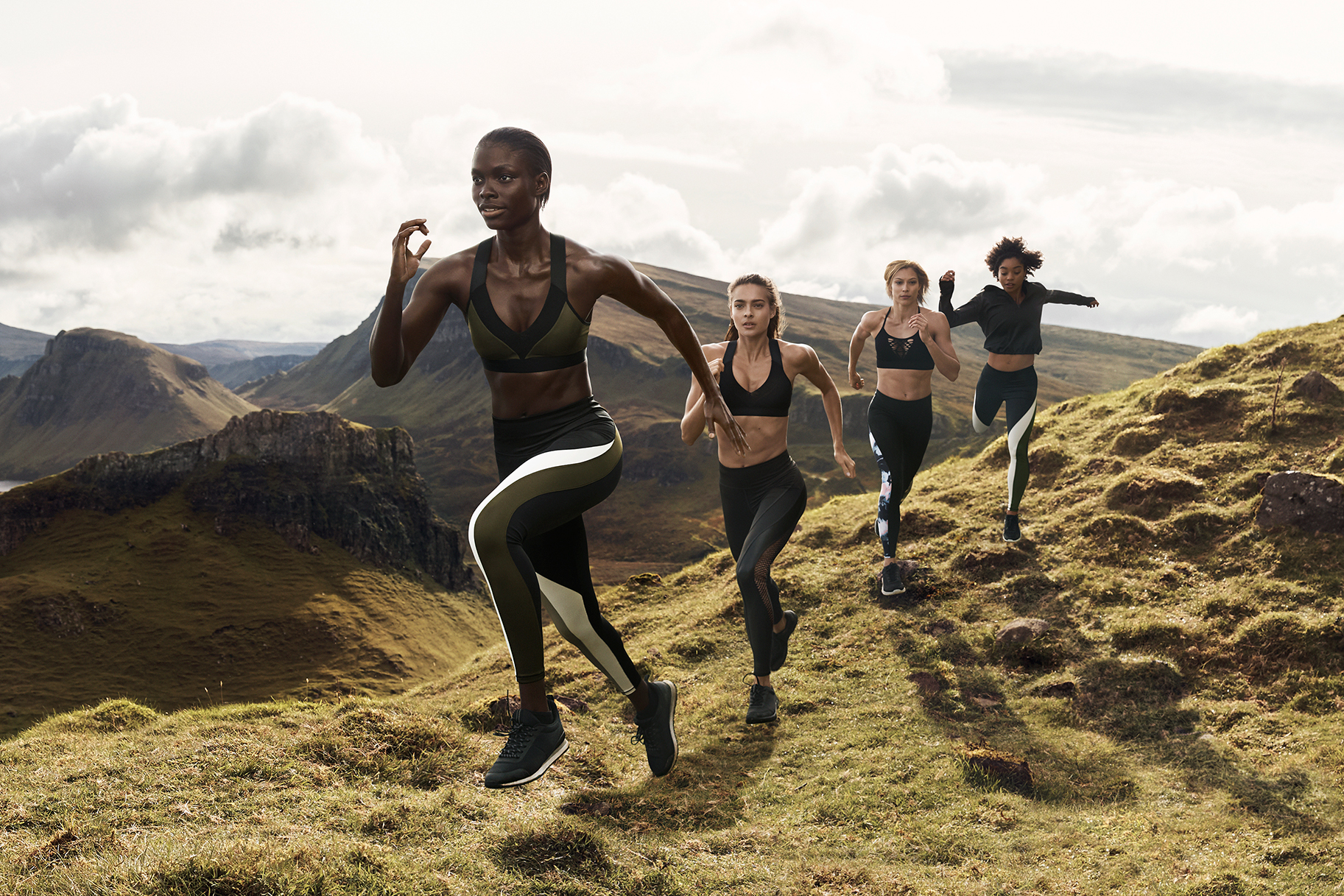 H&M Launches Sustainable Workout Fitness Collection: Shop ...