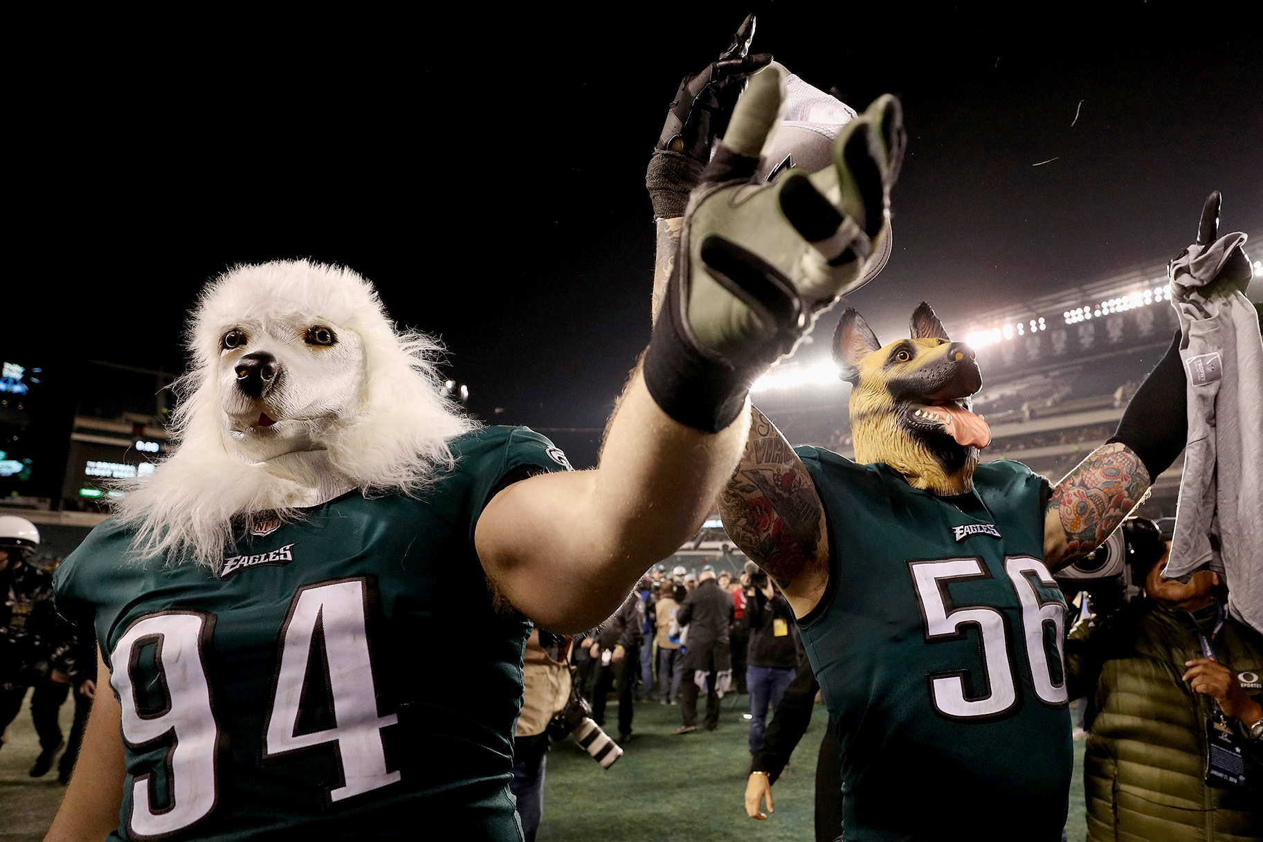 """4dfe83ca9 """"Underdog"""" Philadelphia Eagles are Helping Literal Underdogs on Their Way  to the Super Bowl"""