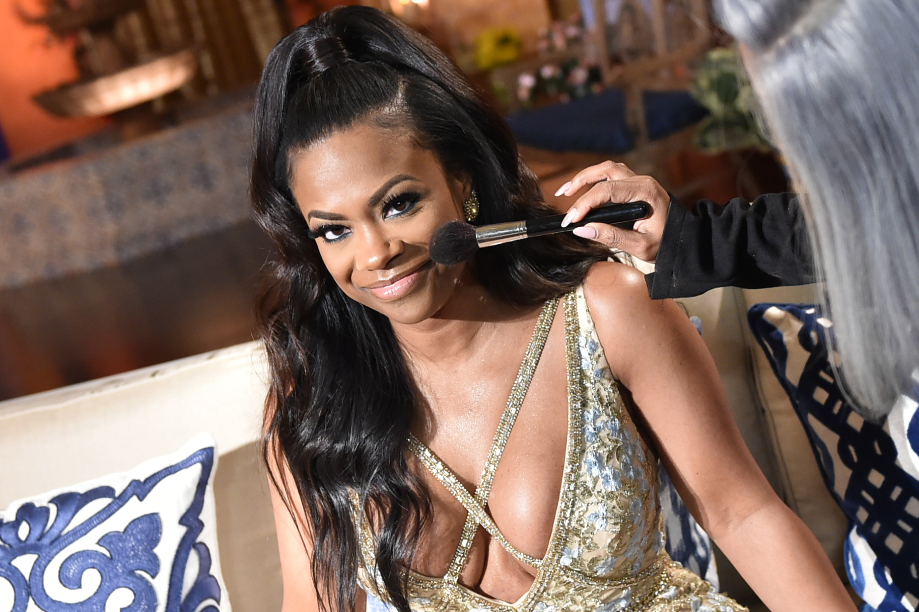 Kandi Burruss: I'm Done Talking About It | The Real ...