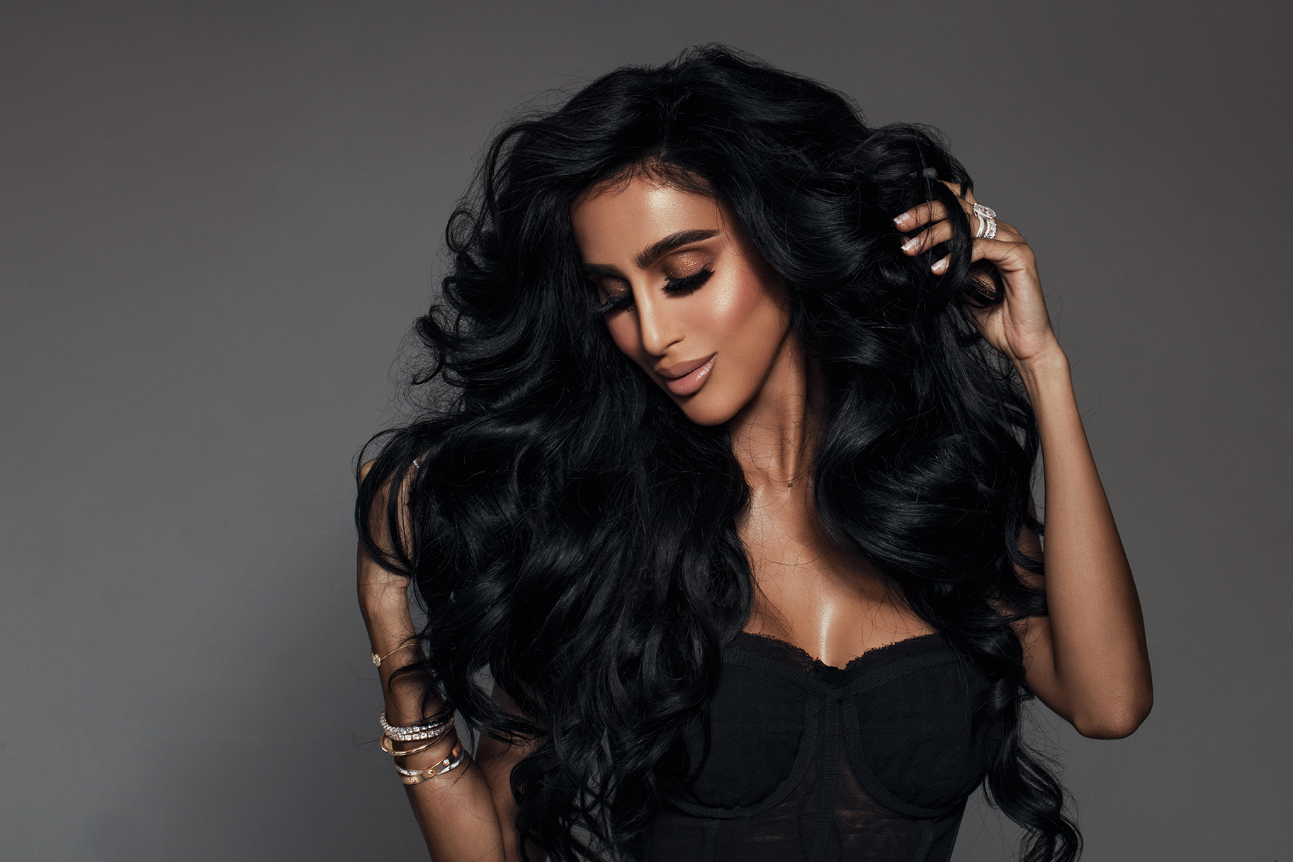 0397ae26bd2 Lilly Ghalichi's Fluttery Lashes Have Landed at Sephora, and We Need a Pair  Stat