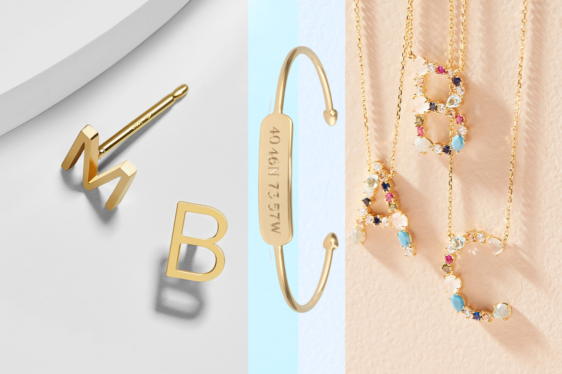 f8cabffd9b564 Personalized Jewelry for Mother's Day: Gift Ideas for Mom   Lookbook