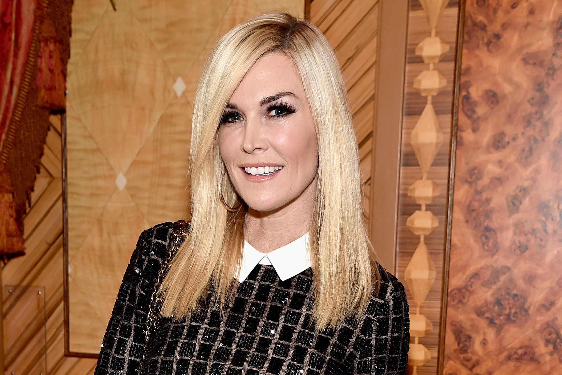 7d522821d RHONY's Tinsley Mortimer Gets New, Even Shorter Haircut | Lookbook