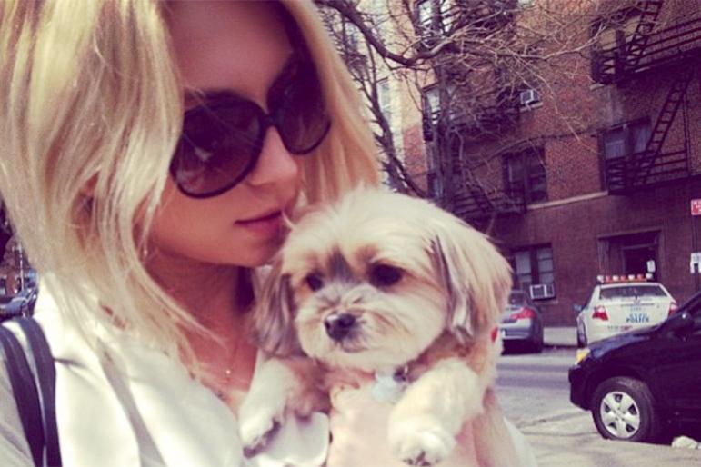 """Stassi Schroeder's Dog Zoe Died: """"Rest Now My Baby, You Were So Loved"""""""