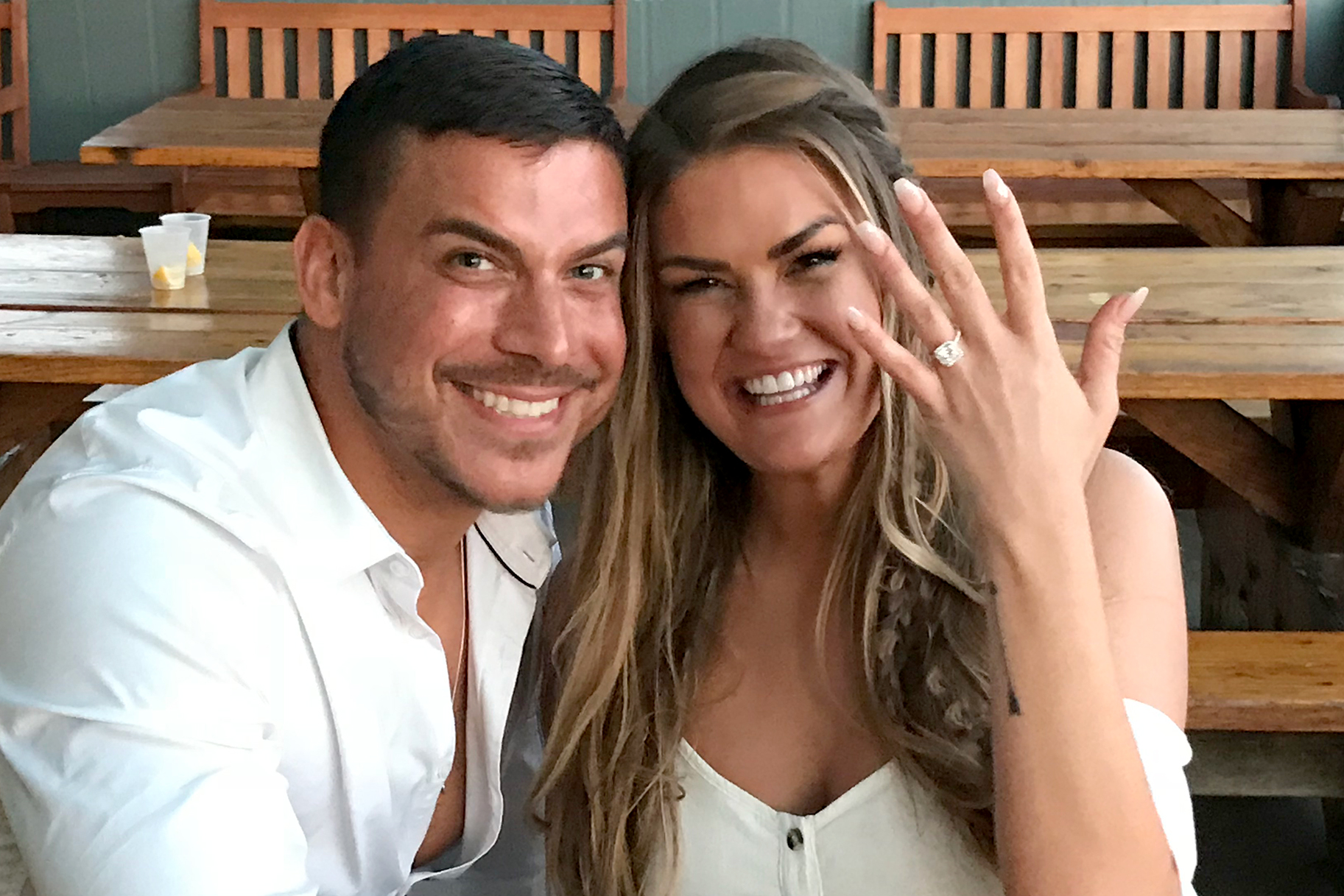 Vanderpump Rules Brittany Cartwright S Engagement Ring With Jax Taylor Style Living