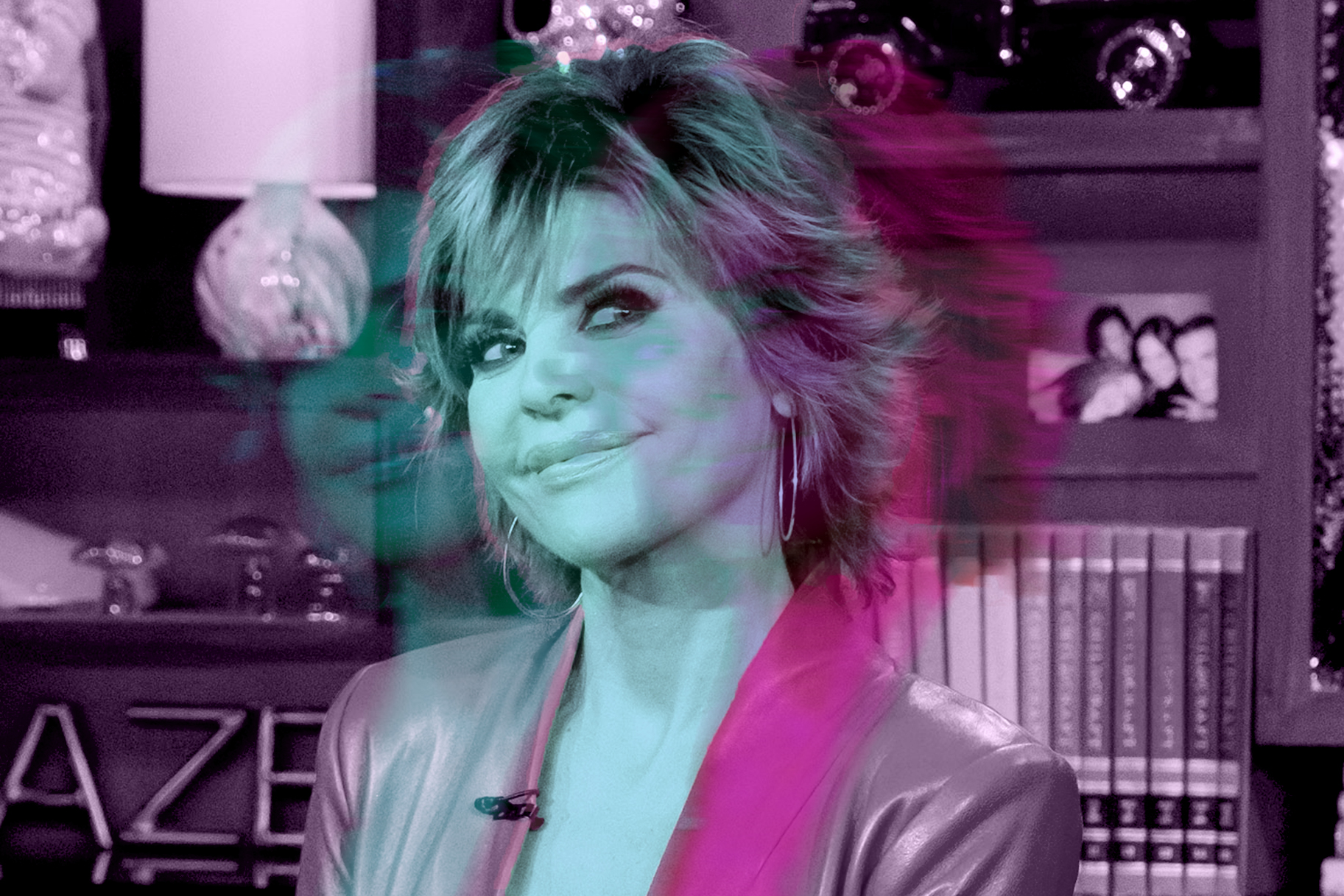 Lisa Rinna Had to List an Occupation on Her Passport, So She Chose This