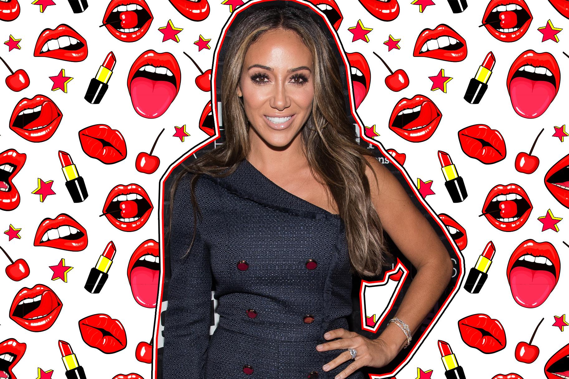 RHONJ's Melissa Gorga Wears Jennifer Lopez-Inspired Makeup