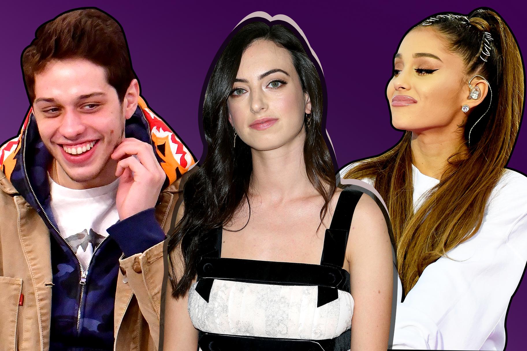 Pete Davidson Ariana Grande Engaged