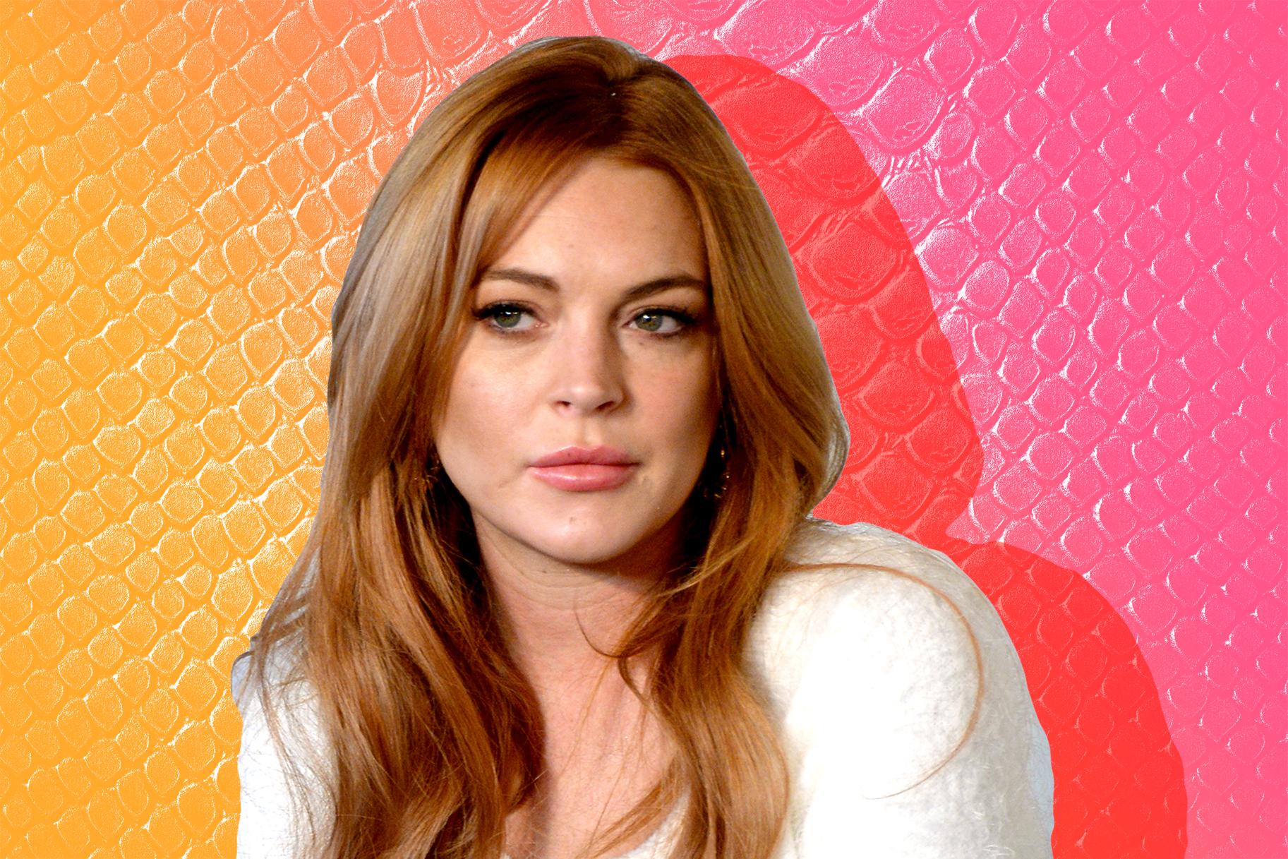 Lindsay Lohan Nightclu...
