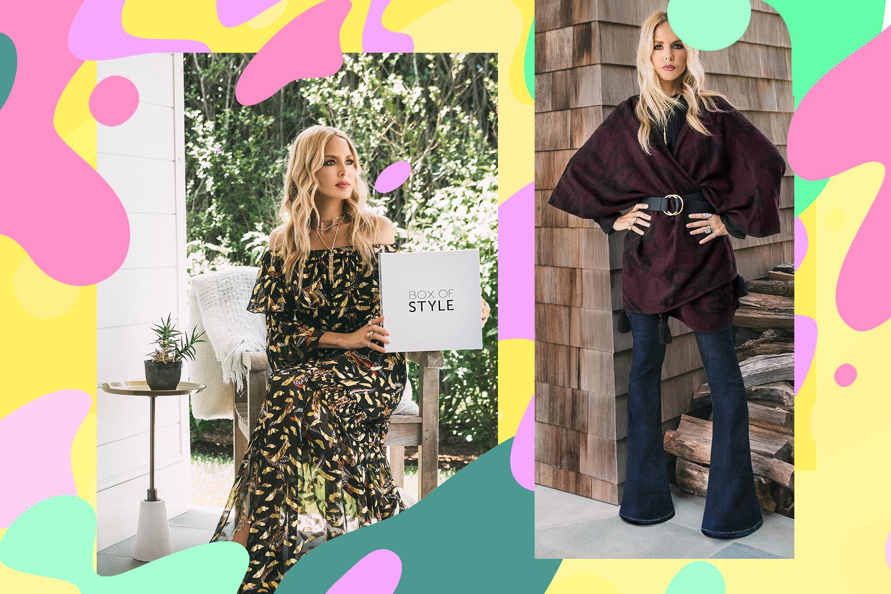 e844d2f7b7991 What's Inside Rachel Zoe's Fall 2018 Box of Style?