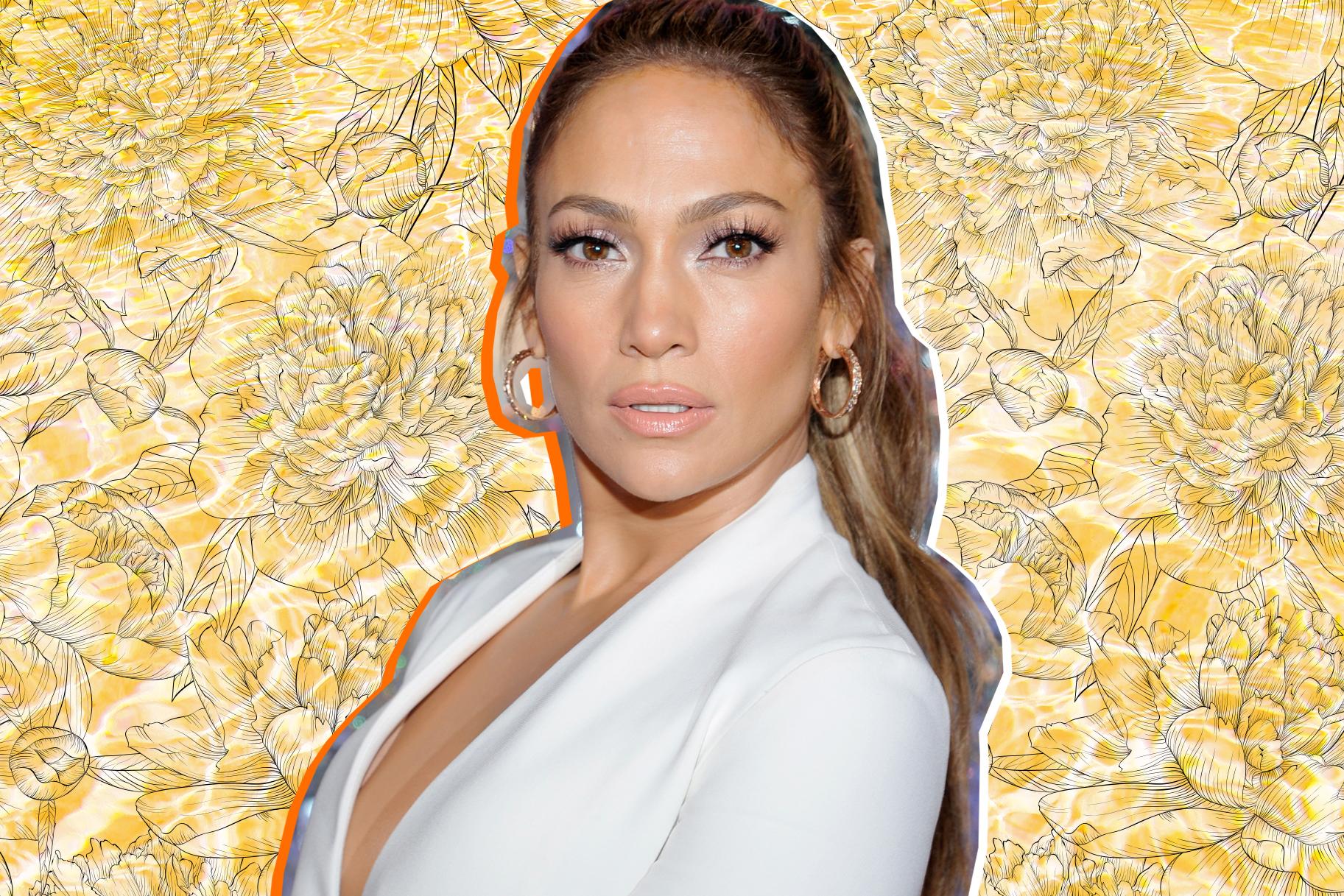 9c9f2f589a8 Jennifer Lopez Hot Pink Giambattista Valli Tulle Ballgown: Pics ...