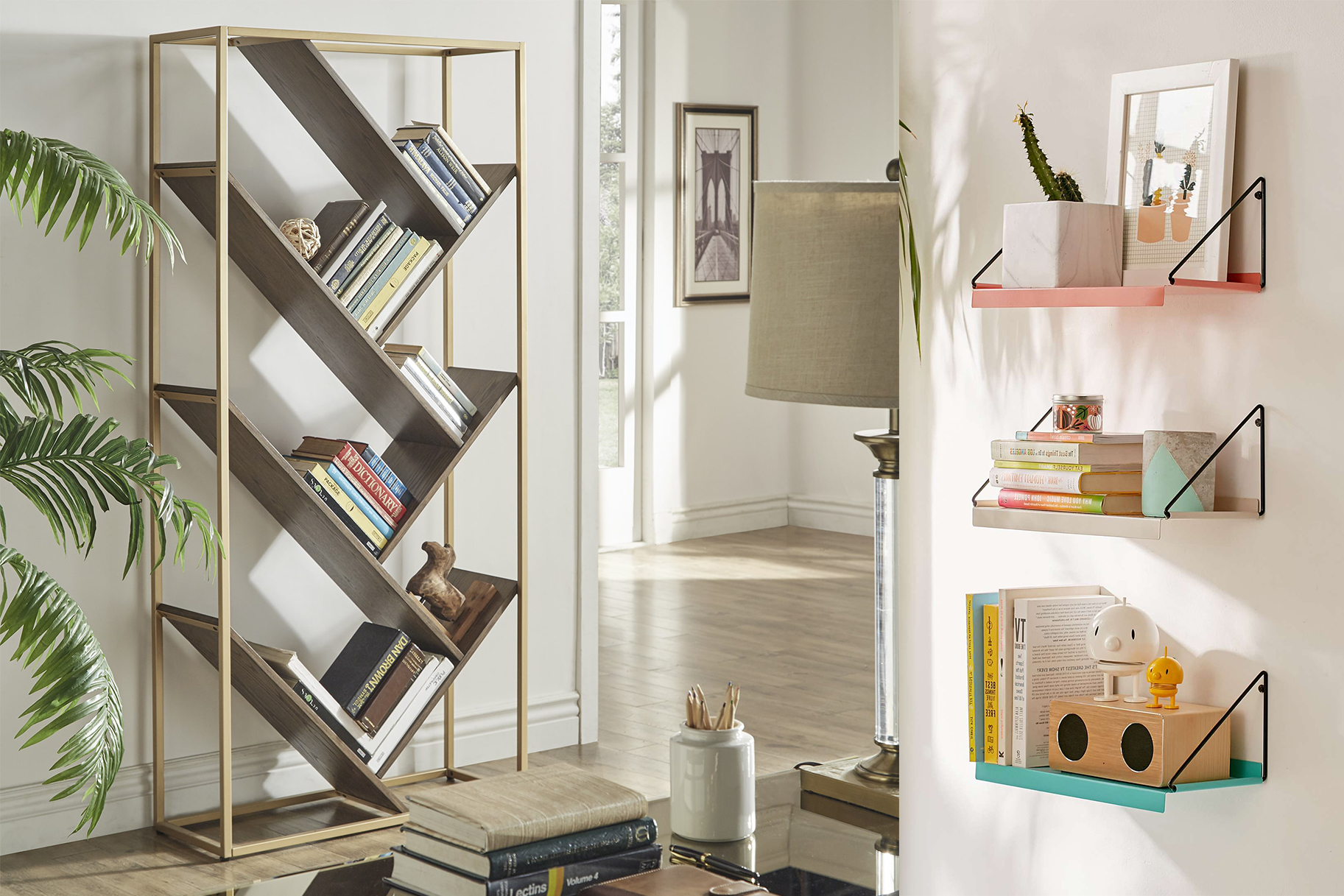 The Best Bookshelves For Every Look And Aesthetic