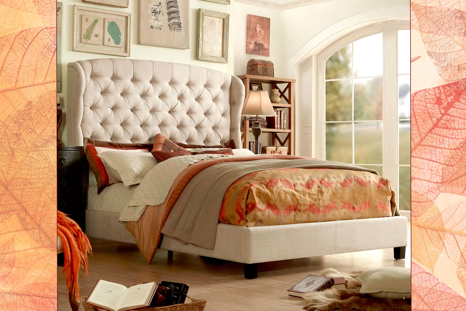 Best Upholstered Beds Wayfair Three Posts Maryport Bed Review Style Living