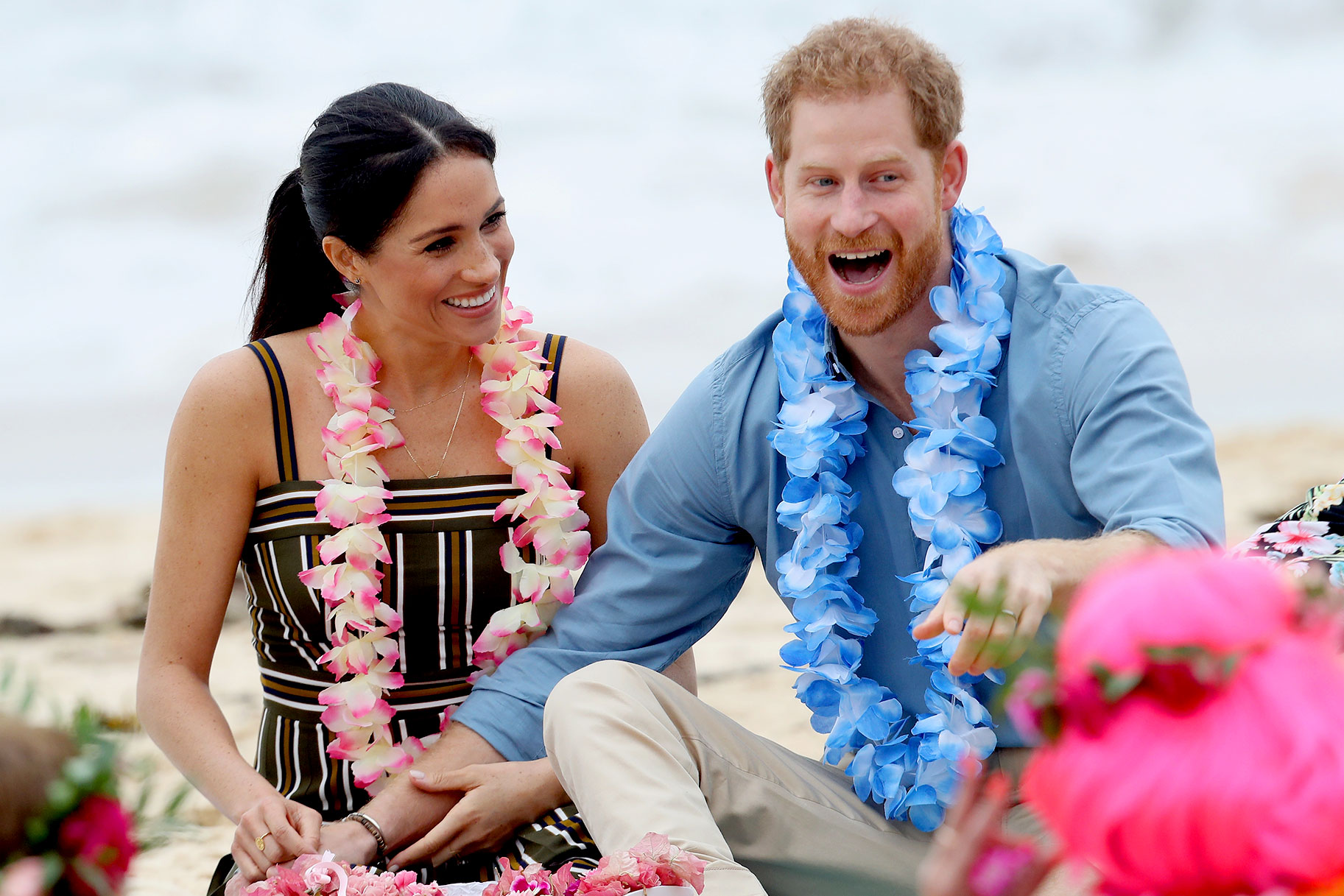 Prince Harry Wants A Girl Meghan Markle Having Boy Or