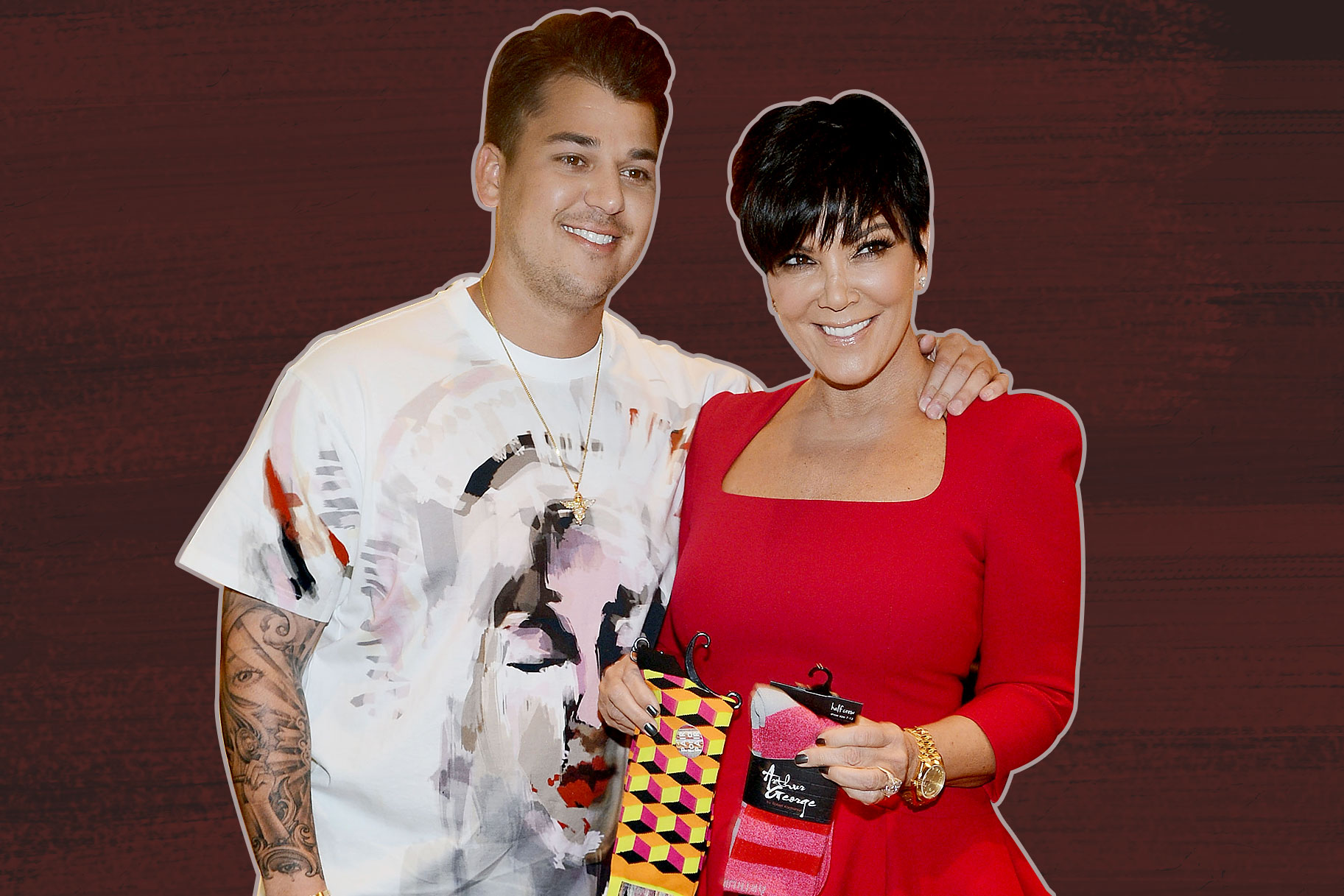 rob kardashian dating 2018