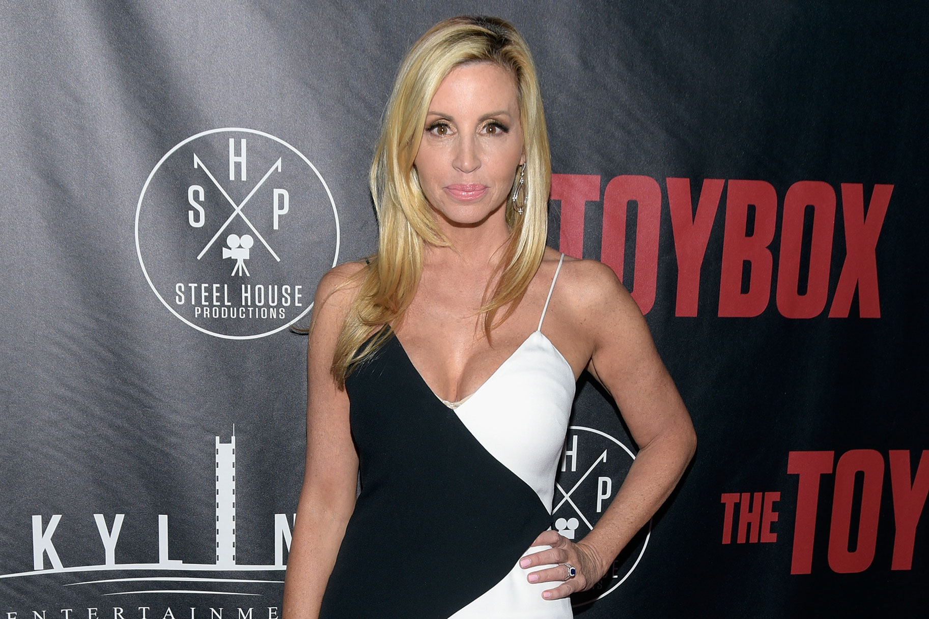 Celebrity Camille Grammer nude photos 2019