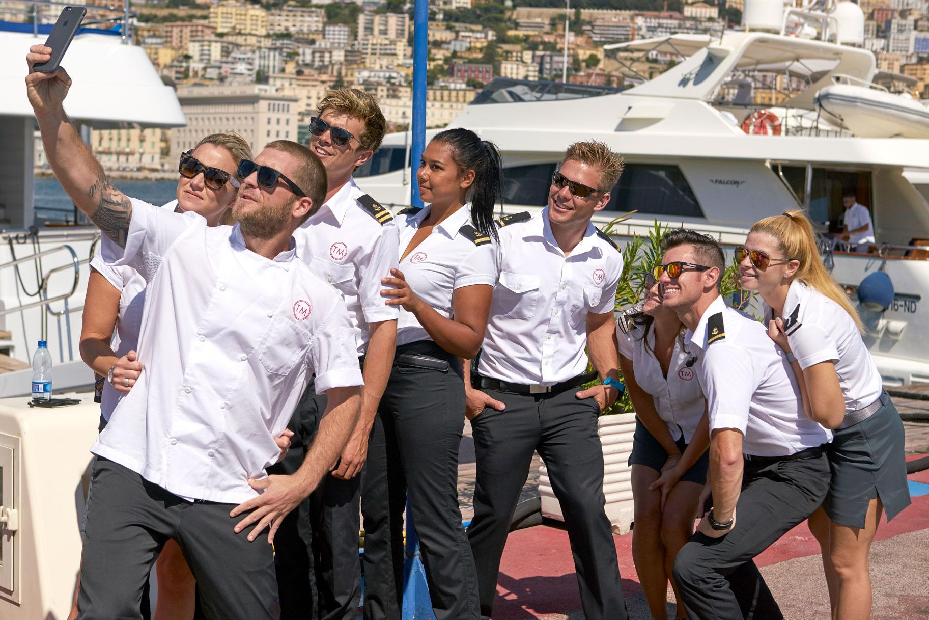 Below Deck Mediterranean Season 4 Returning Cast Members