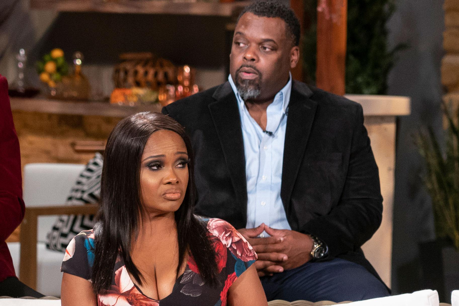 Dish Damon Heavenlys Husband Reacts To Mariahs Alleged Receipts