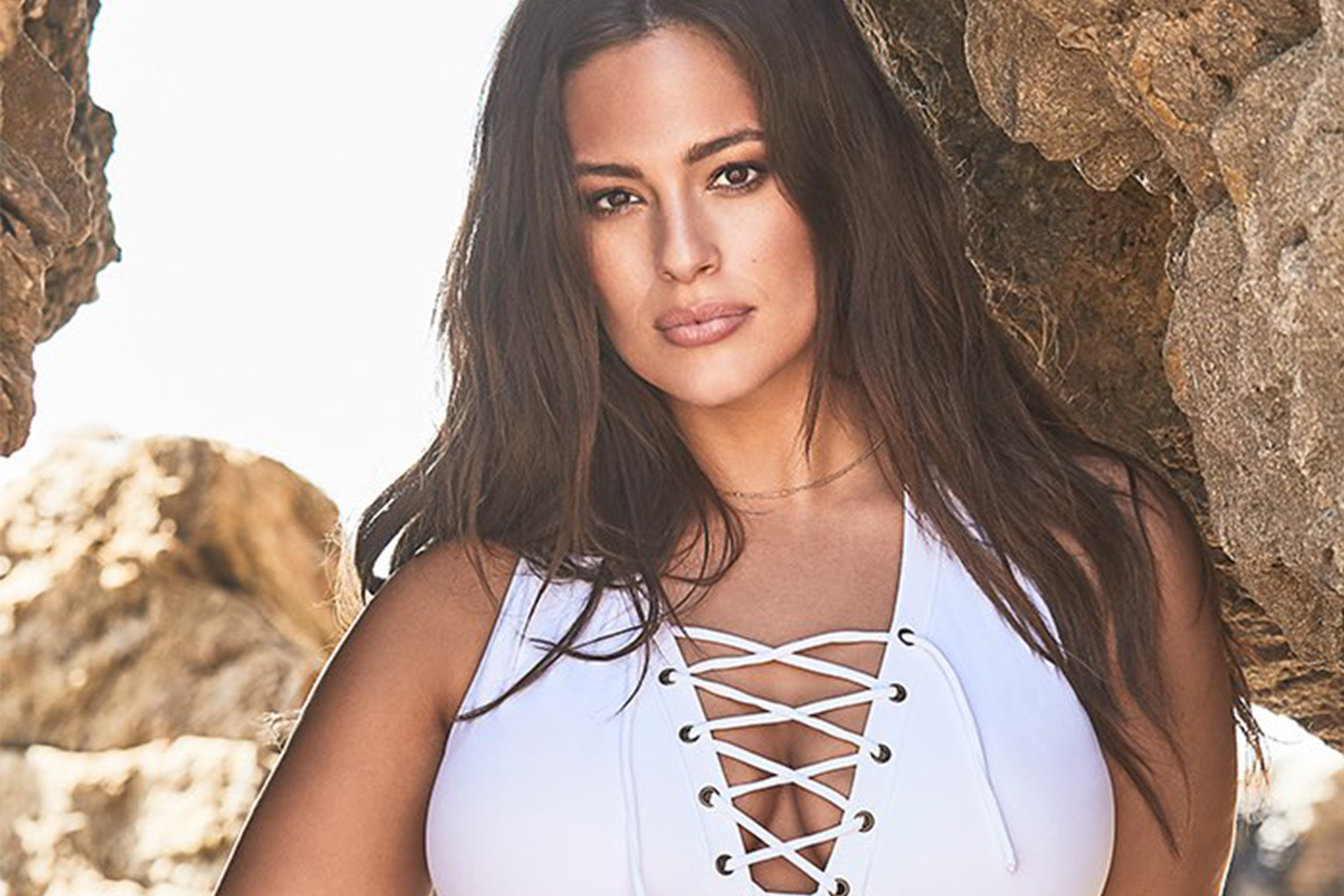 e046a11c51 Ashley Graham s New Swimsuit Collection Has Us So Ready for Summer