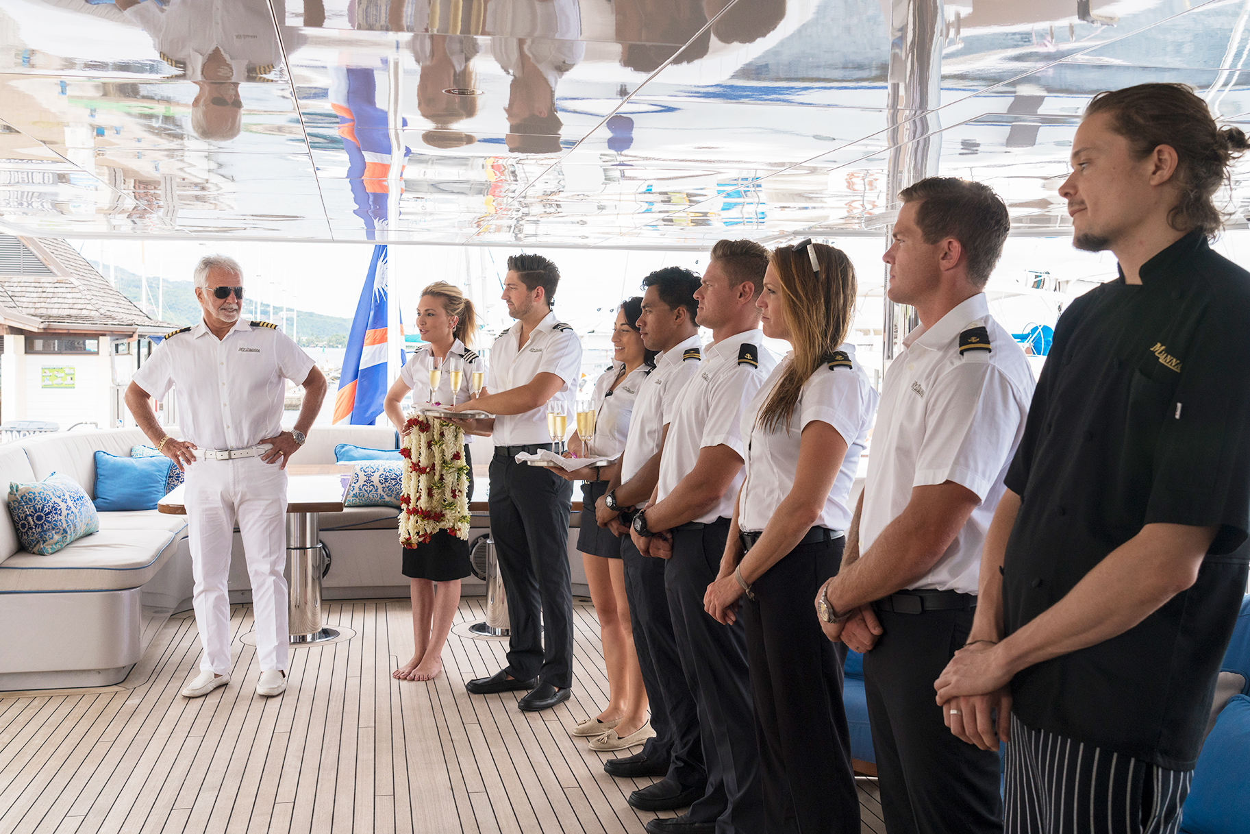 Below Deck Season 6 Cast Relationship Updates from Reunion | The