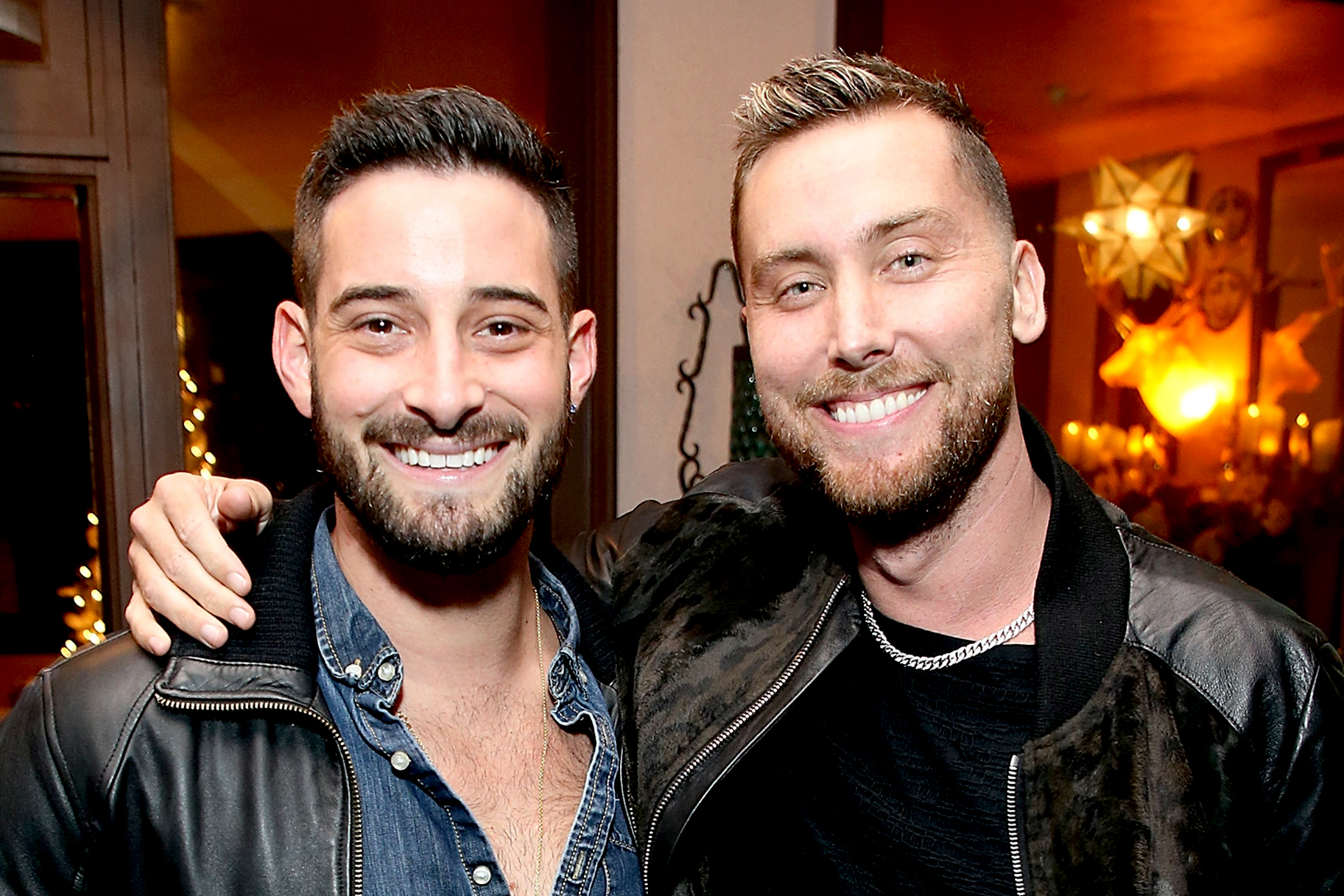 Lance Bass Michael Turchin Want Twin Babies Via Surrogate