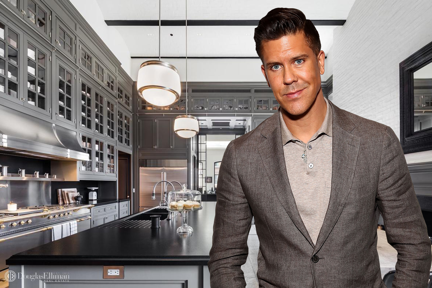 You'll Never Guess What Fredrik Eklund's $60M Soho Penthouse Listing Has on Its Rooftop