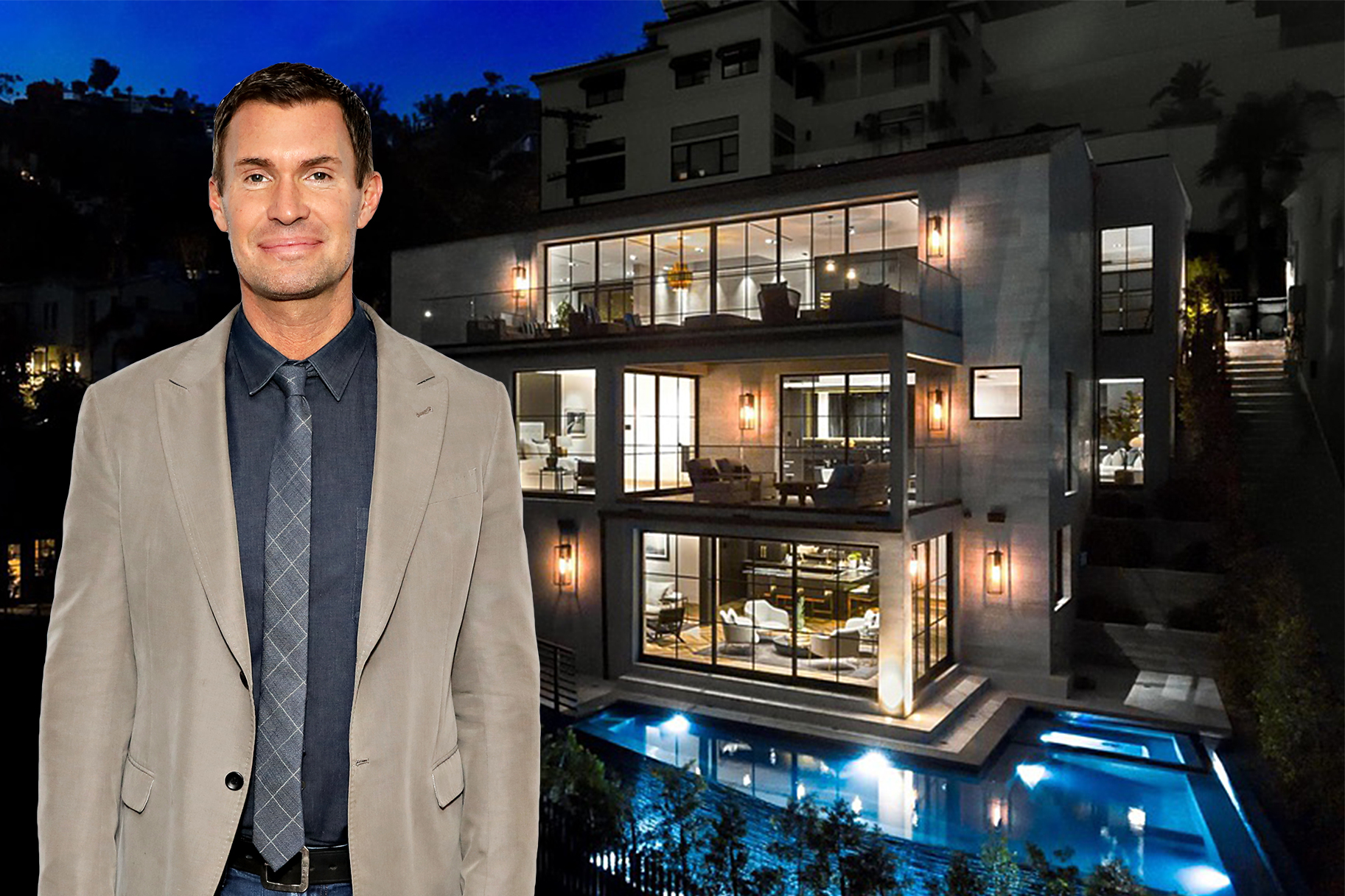 """Jeff Lewis Knocks Another $500K Off the """"Old Hollywood"""" Home that Gage Edward Designed (Update)"""