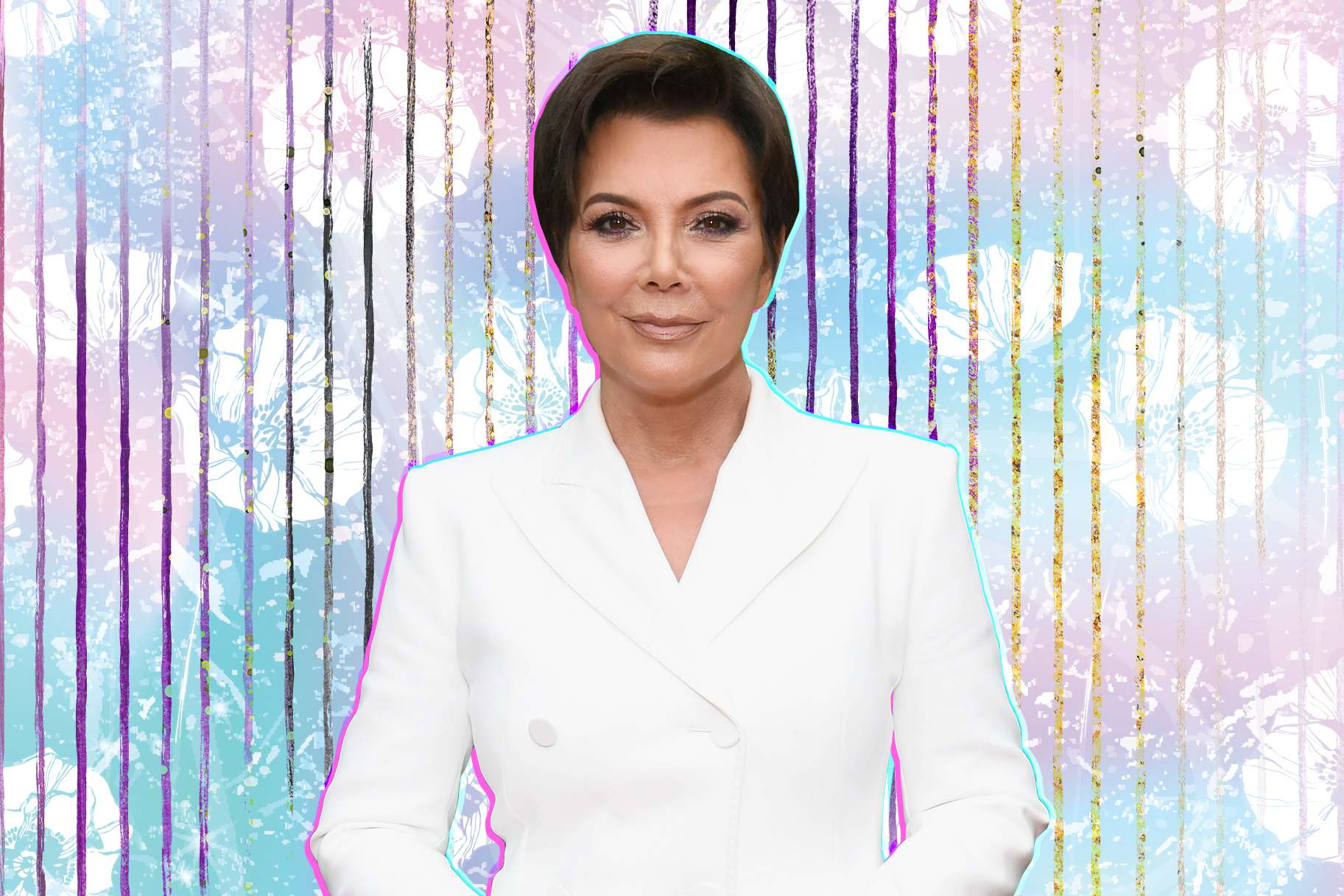 Kris Jenner Just Gave Us All a Look at Her Never-Before-Seen Home... and It's Stunning