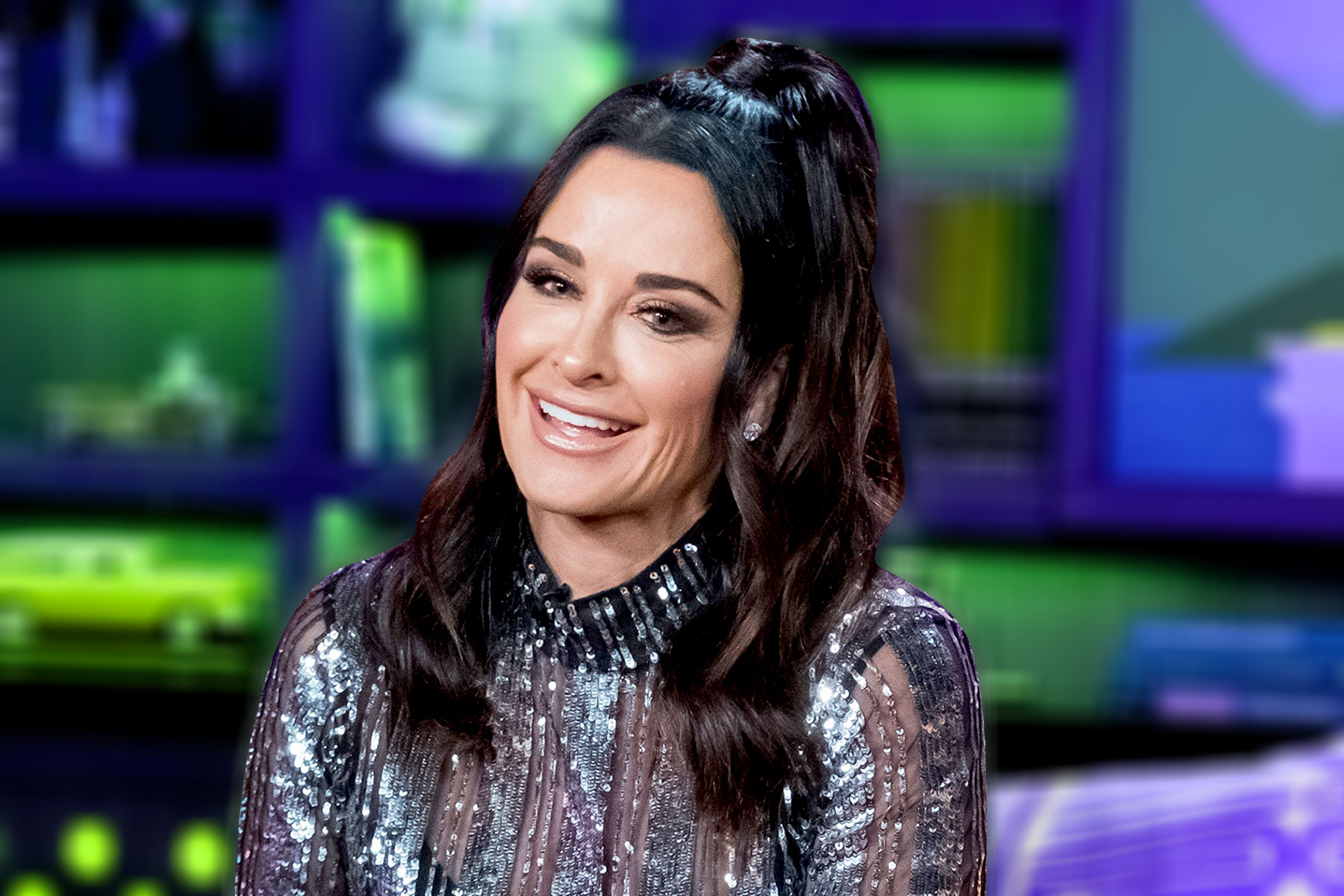 Following a Burglary, Is Kyle Richards Going to Leave Her New Home?